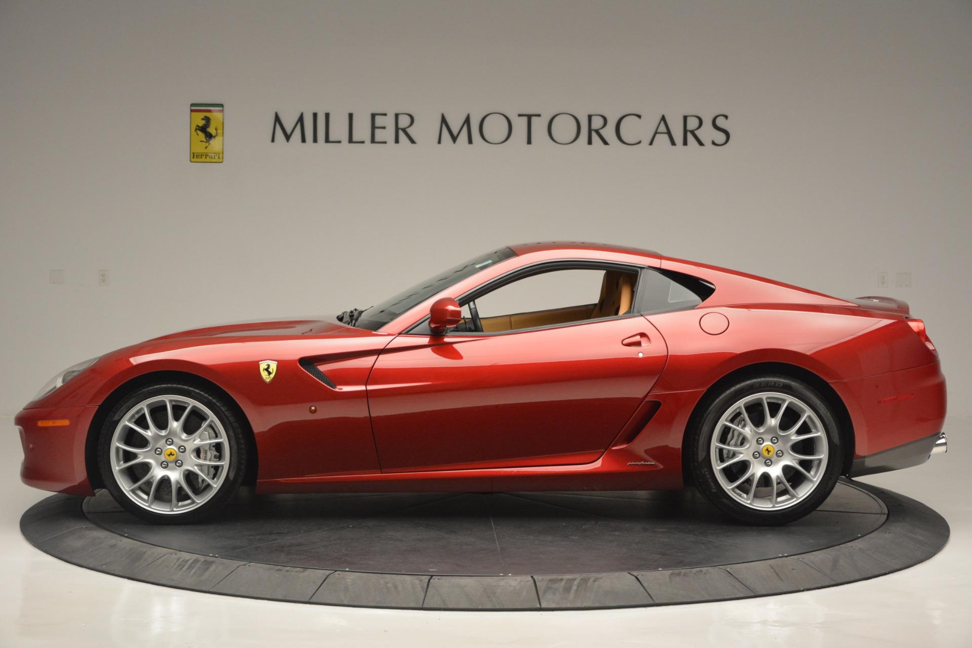 Used 2009 Ferrari 599 GTB Fiorano  | Greenwich, CT