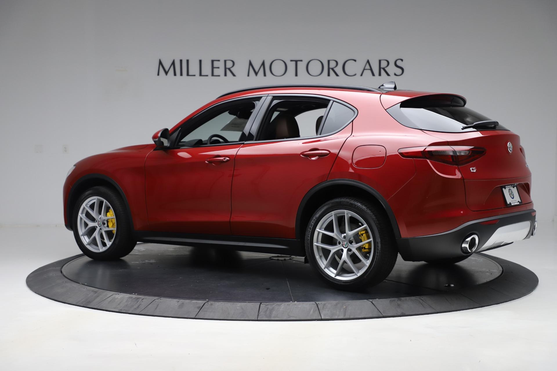 New 2019 Alfa Romeo Stelvio Ti Sport Q4 | Greenwich, CT