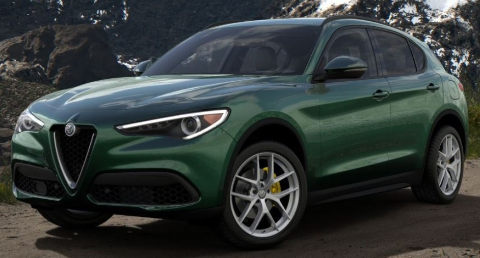 2019 Alfa Romeo Stelvio Ti Lusso Q4 Stock # L533 for sale near