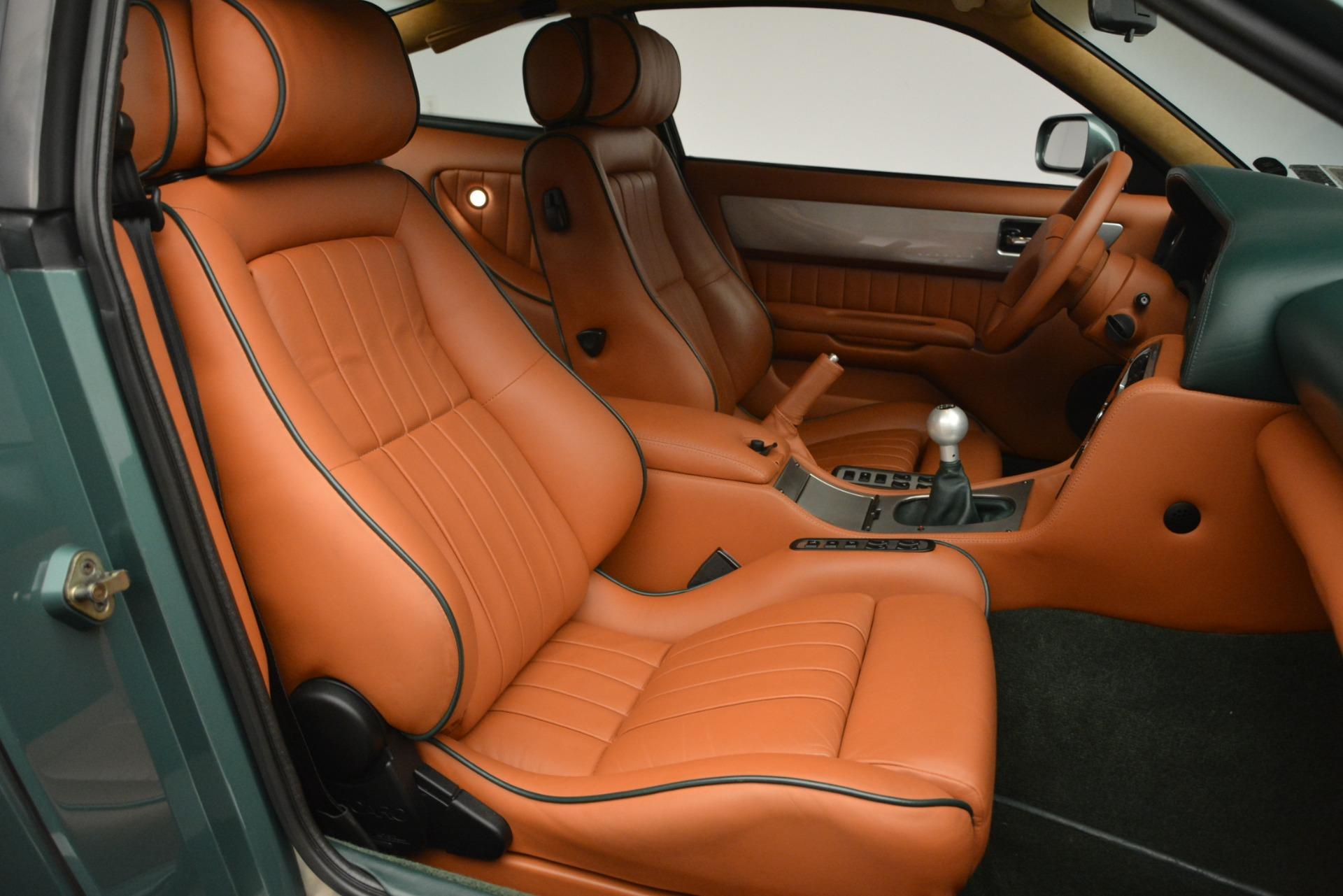 Used 1999 Aston Martin V8 Vantage Le Mans V600 Coupe | Greenwich, CT