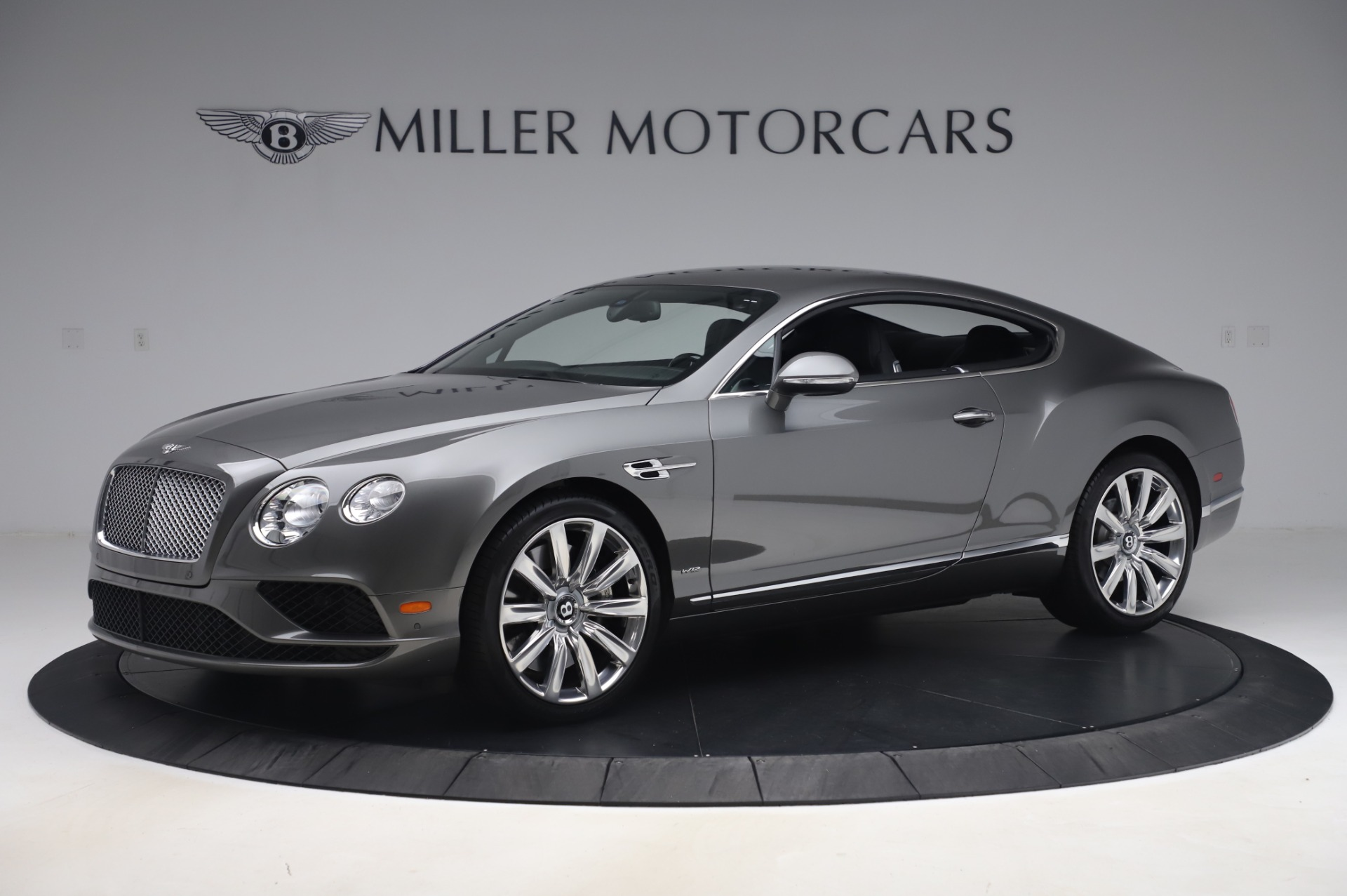 Used 2016 Bentley Continental GT W12 | Greenwich, CT