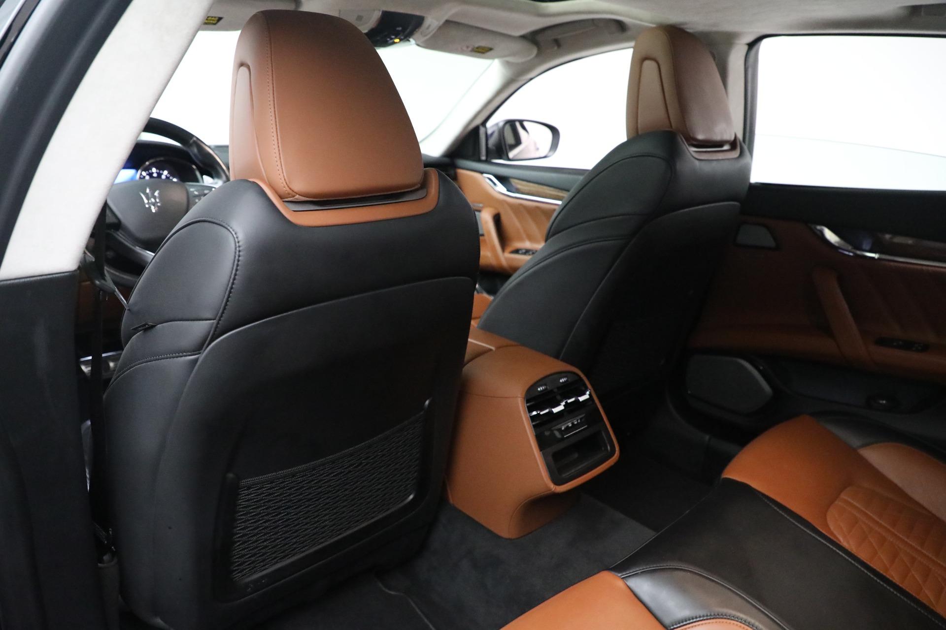 New 2019 Maserati Quattroporte S Q4 GranLusso Edizione Nobile | Greenwich, CT
