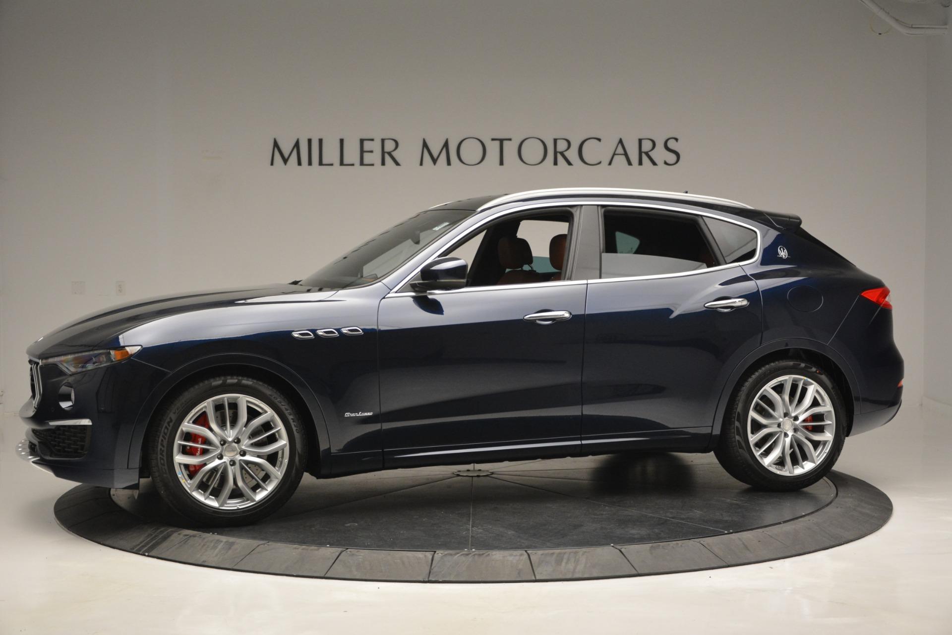 New 2019 Maserati Levante S Q4 GranLusso | Greenwich, CT