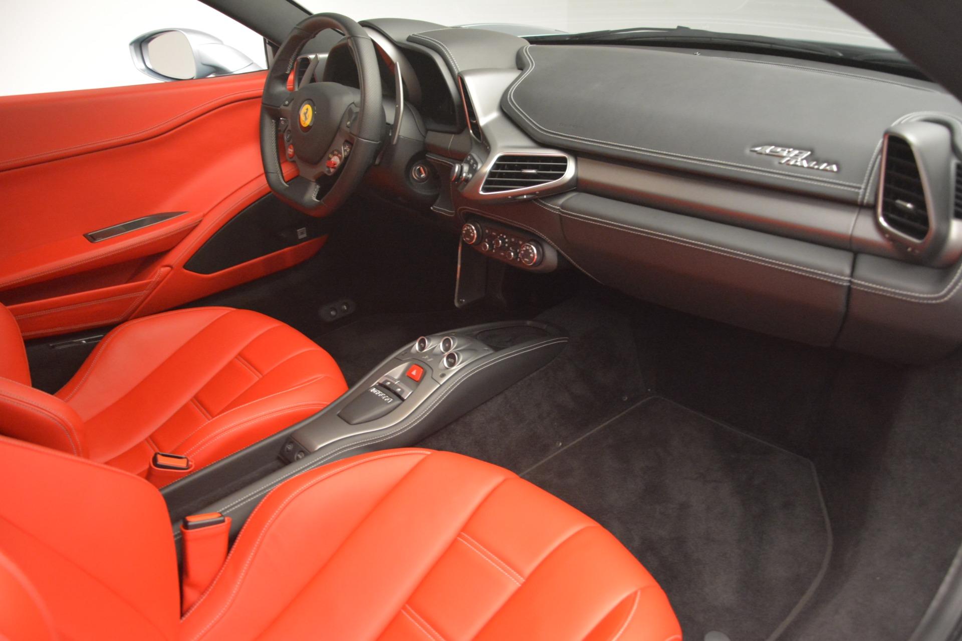 Used 2015 Ferrari 458 Italia    Greenwich, CT