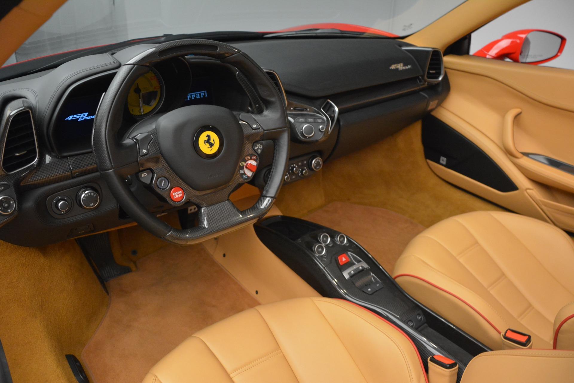 Used 2013 Ferrari 458 Spider    Greenwich, CT