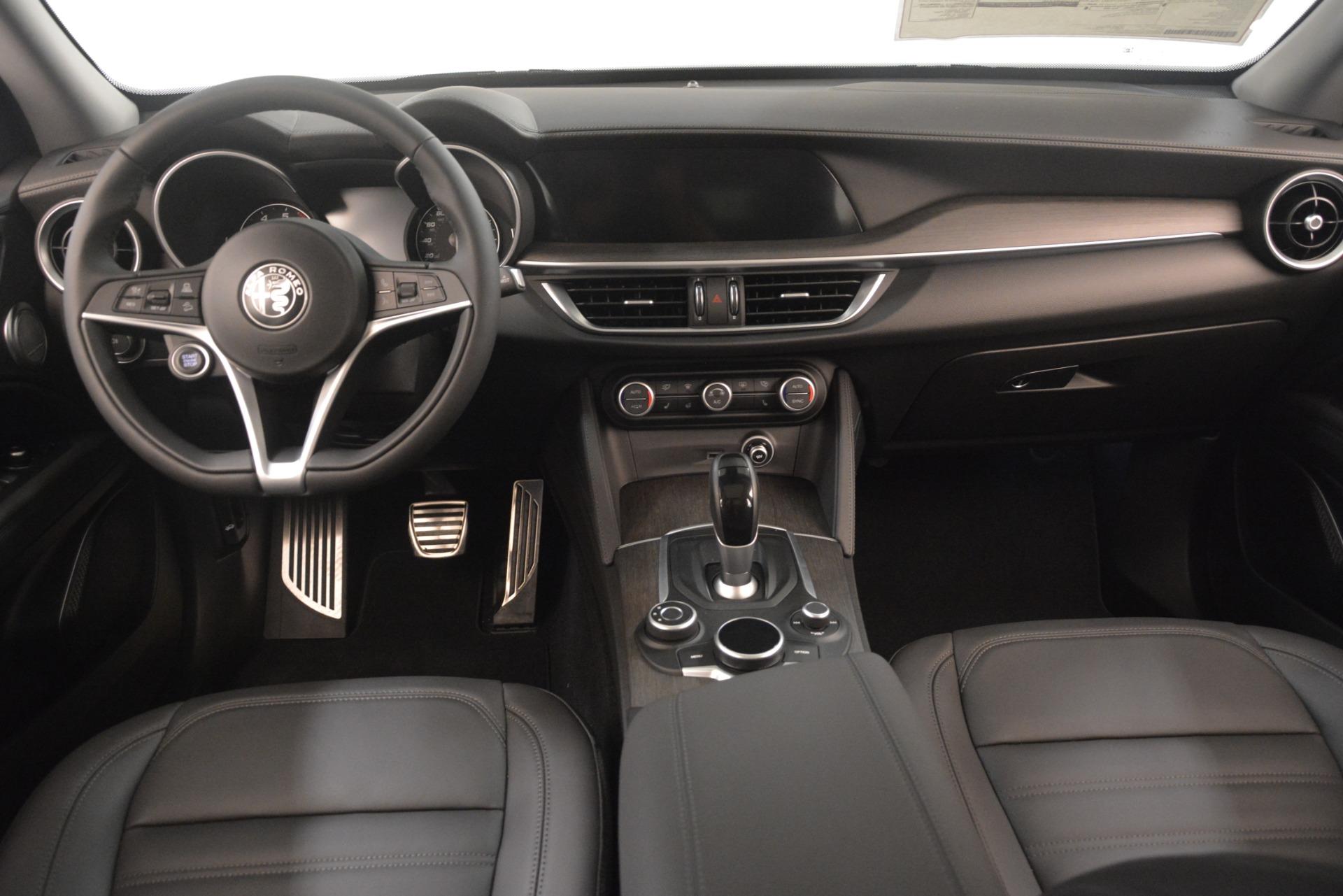 New 2019 Alfa Romeo Stelvio Ti Lusso Q4   Greenwich, CT