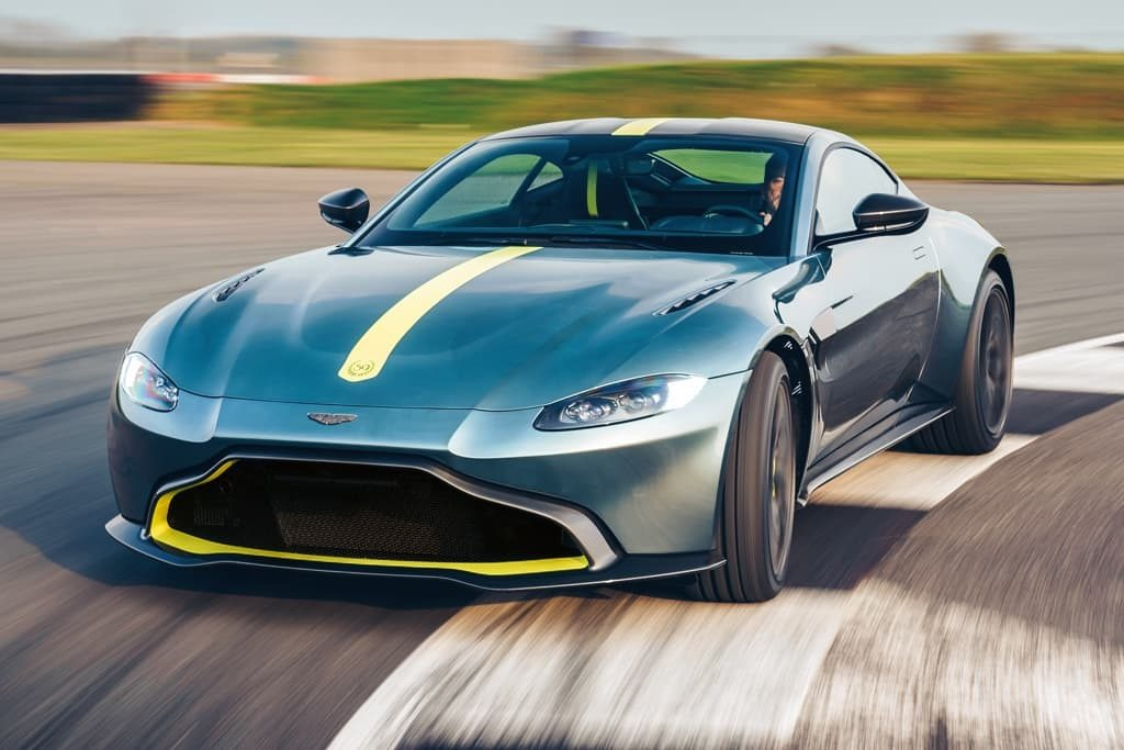 New 2020 Aston Martin Vantage AMR | Greenwich, CT