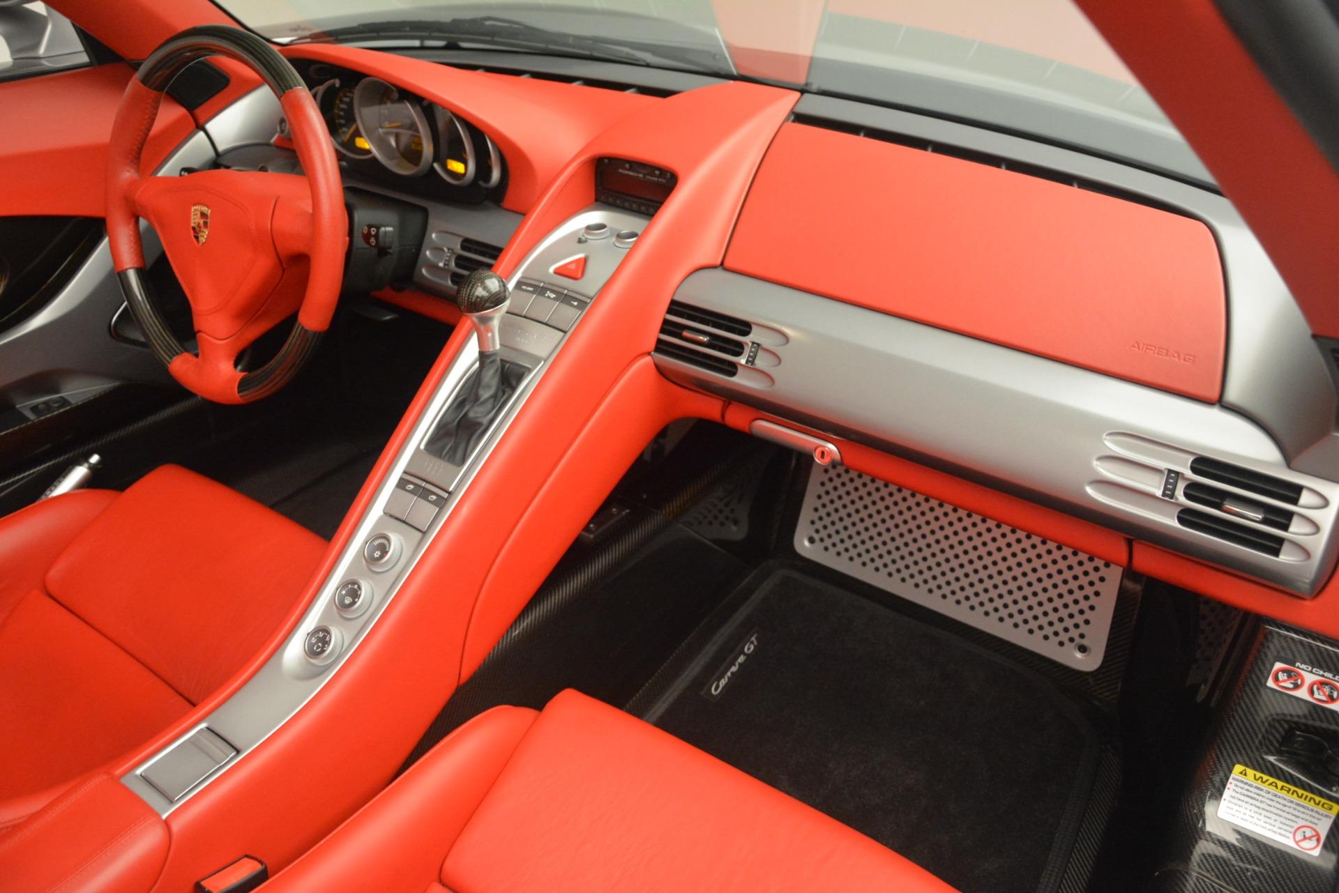 Used 2005 Porsche Carrera GT  | Greenwich, CT
