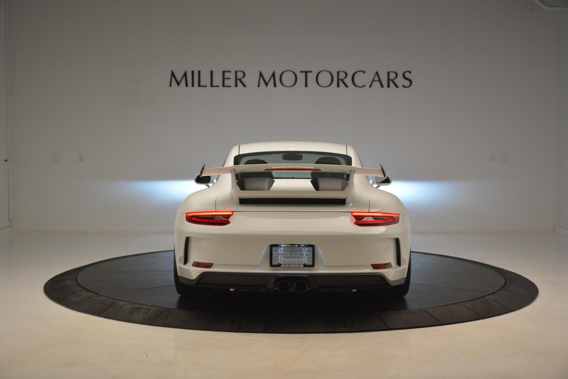 Used 2018 Porsche 911 GT3 | Greenwich, CT