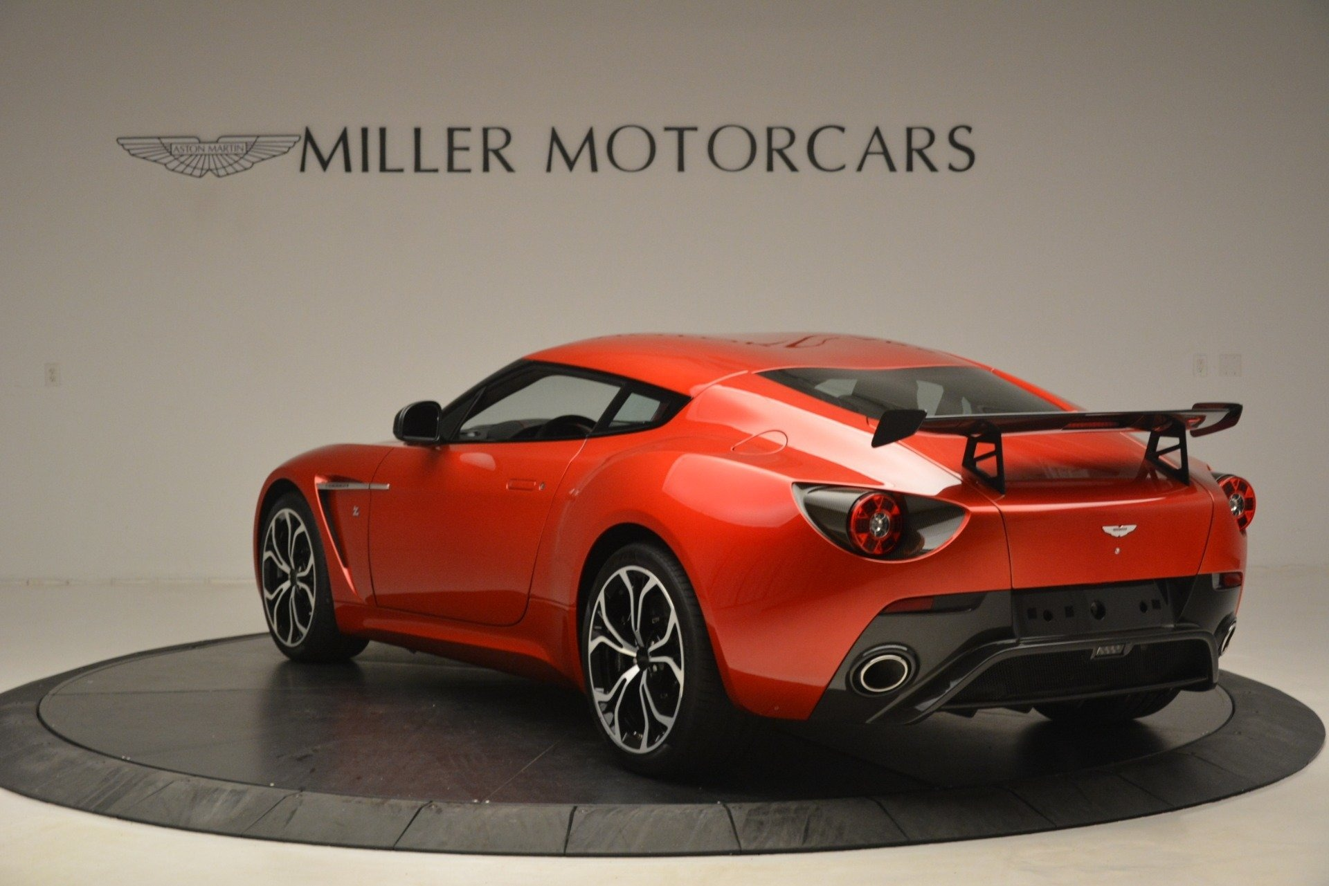 Used 2013 Aston Martin V12 Zagato Coupe | Greenwich, CT
