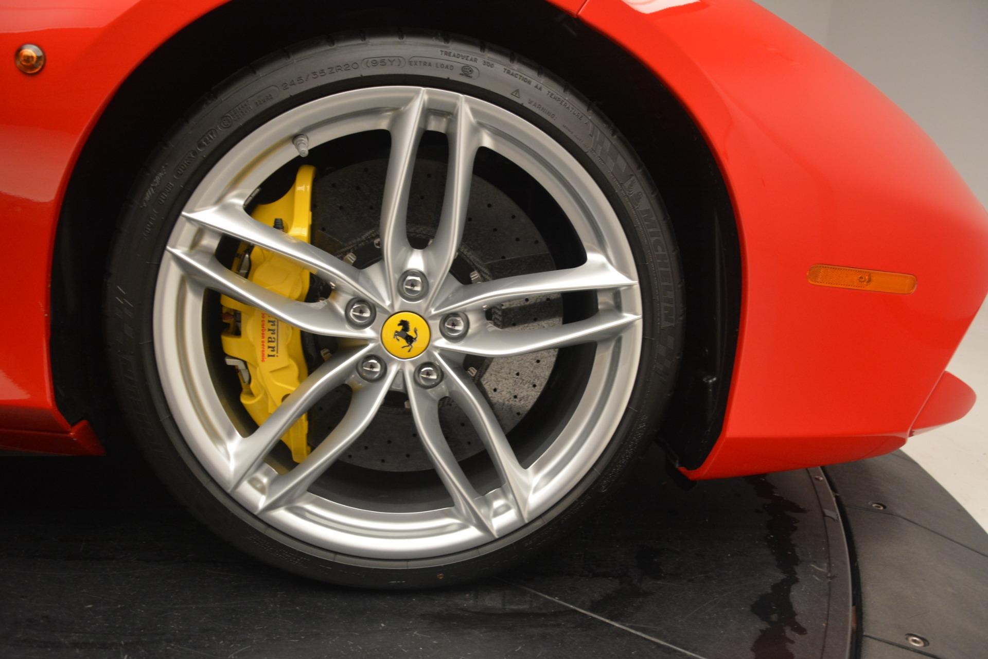 Used 2018 Ferrari 488 Spider    Greenwich, CT