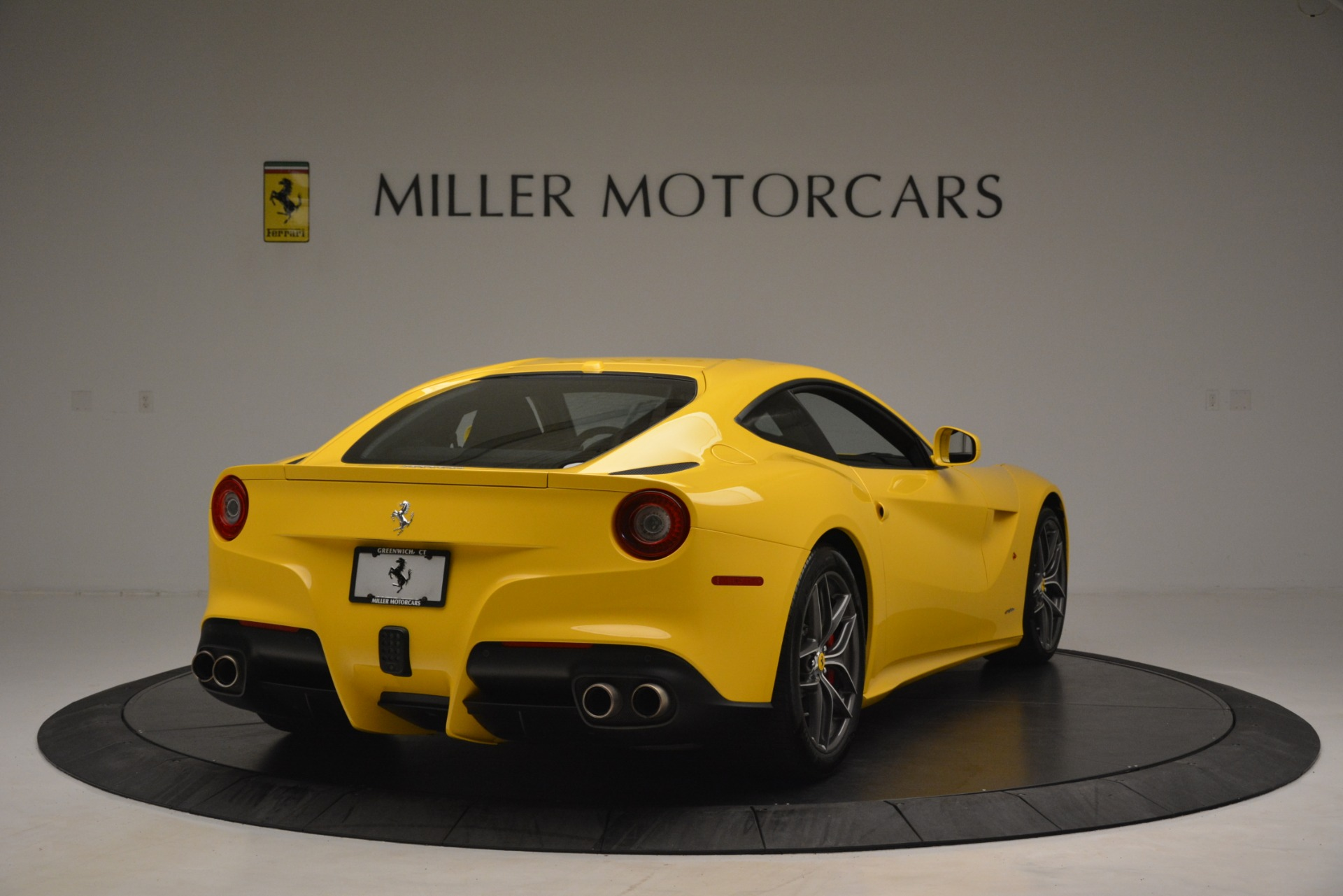 Used 2015 Ferrari F12 Berlinetta  | Greenwich, CT