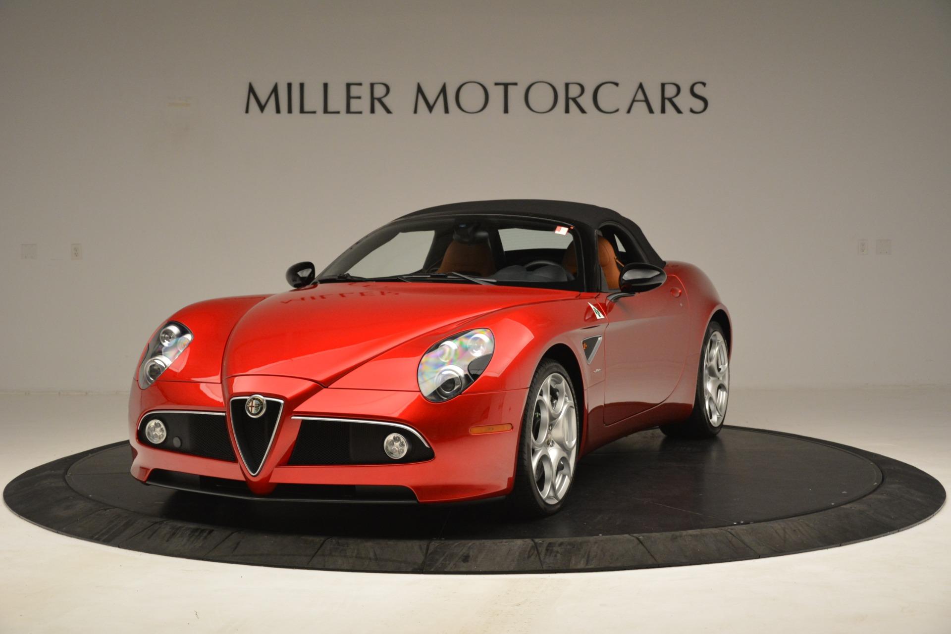 Used 2009 Alfa Romeo 8c Spider  | Greenwich, CT