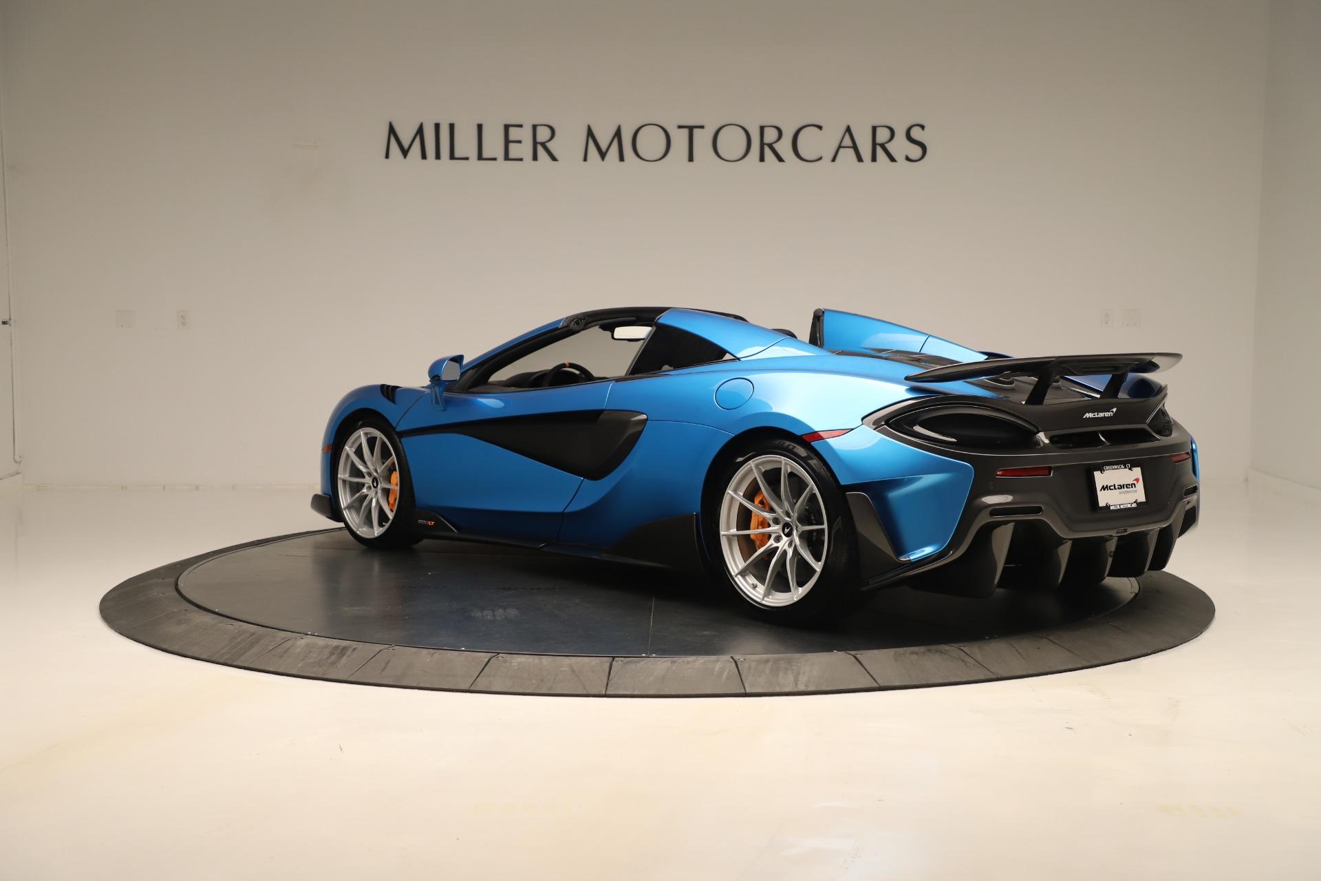 New 2020 McLaren 600LT Convertible   Greenwich, CT
