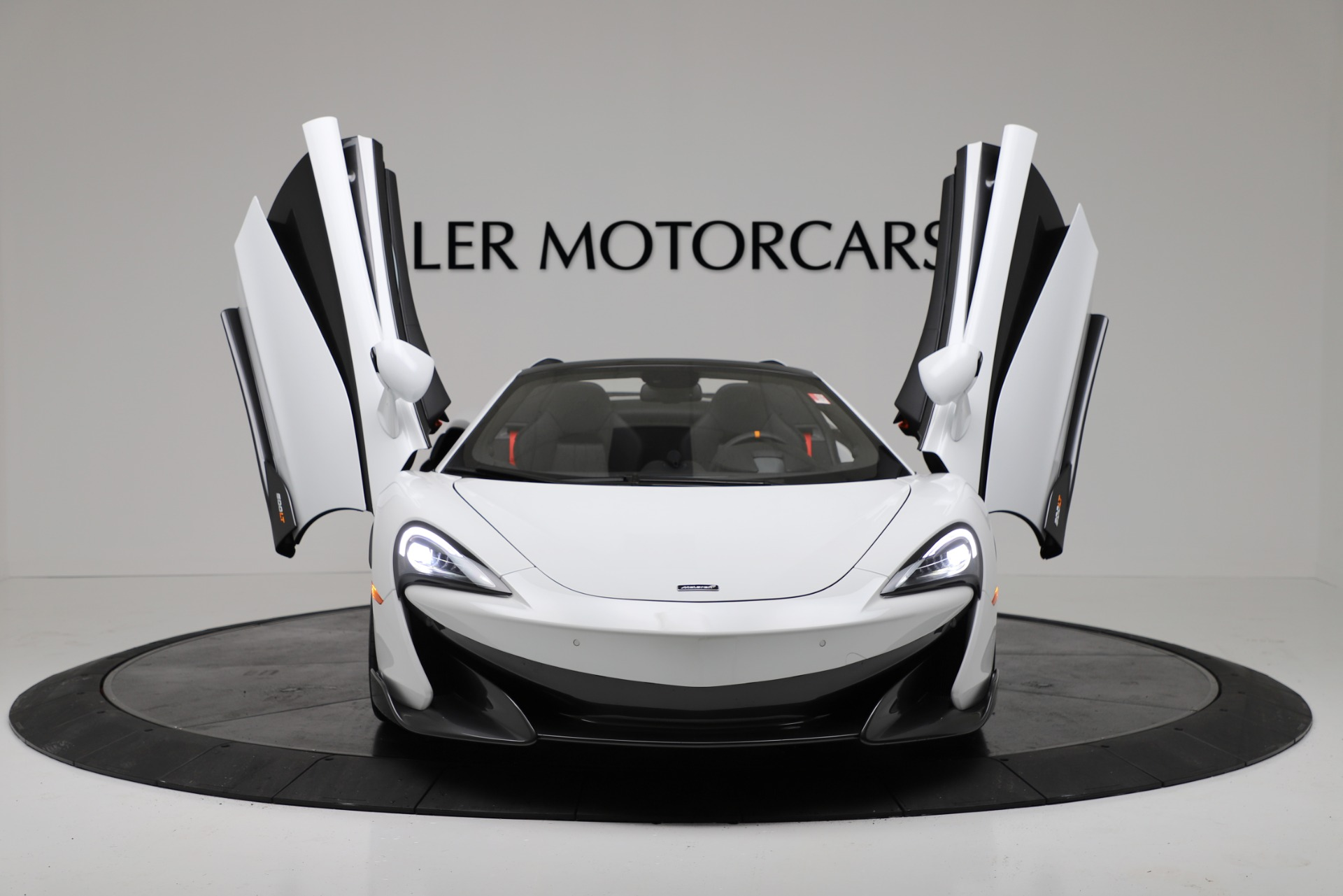 New 2020 McLaren 600LT Spider | Greenwich, CT