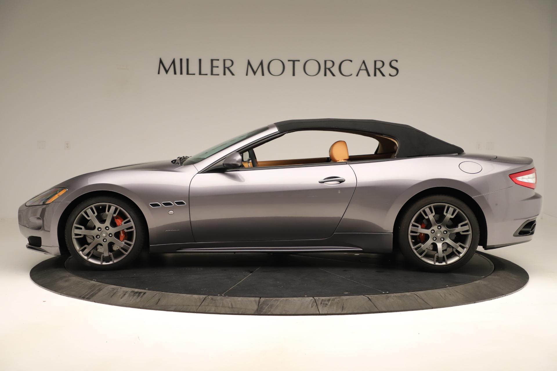 Used 2012 Maserati GranTurismo Sport   Greenwich, CT