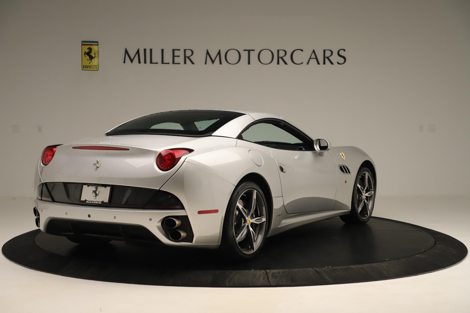 Used 2014 Ferrari California    Greenwich, CT