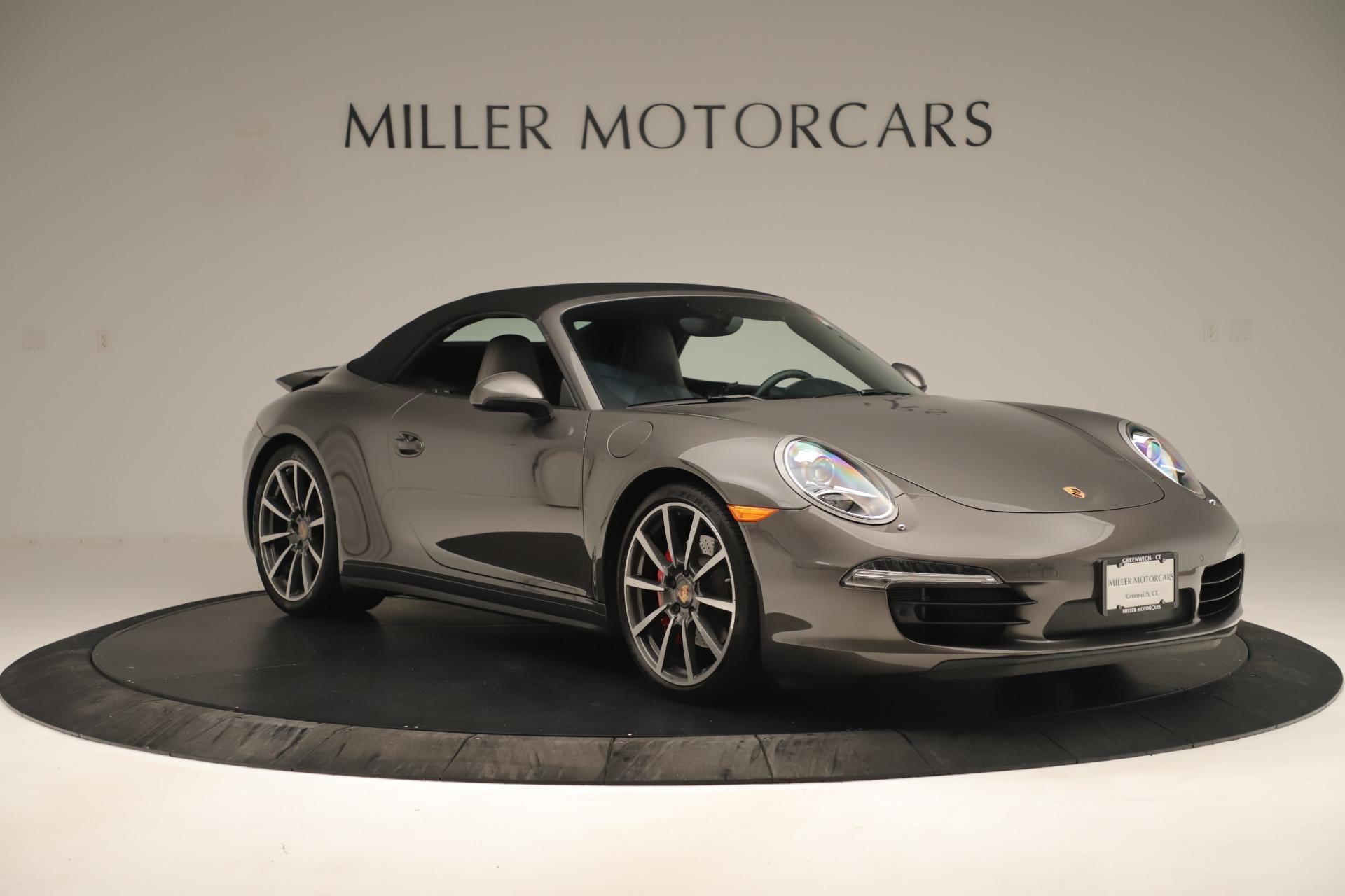 Used 2015 Porsche 911 Carrera 4S   Greenwich, CT