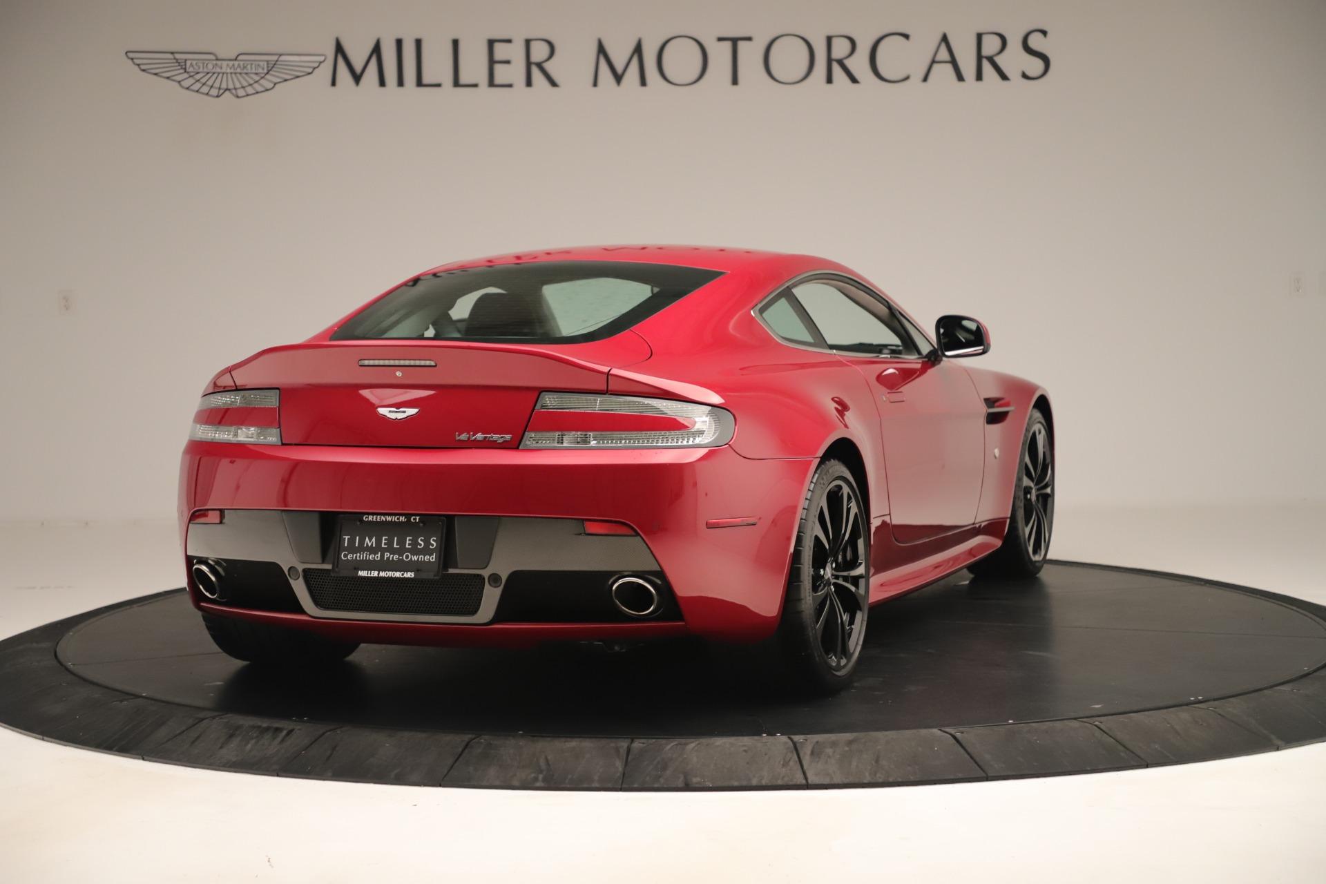 Used 2011 Aston Martin V12 Vantage Coupe | Greenwich, CT