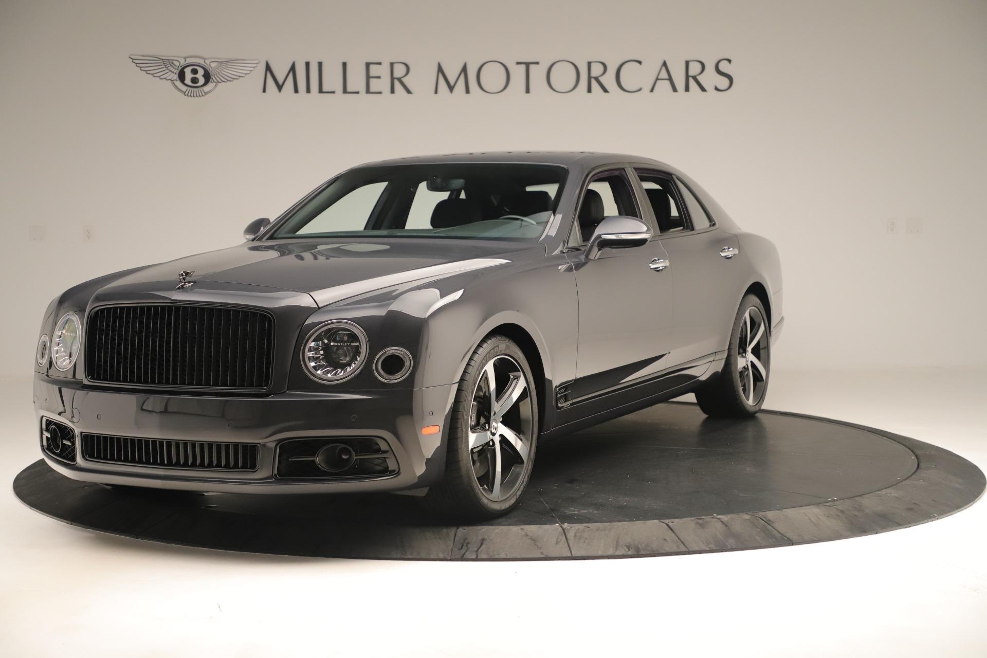 Used 2018 Bentley Mulsanne Speed Design Series | Greenwich, CT