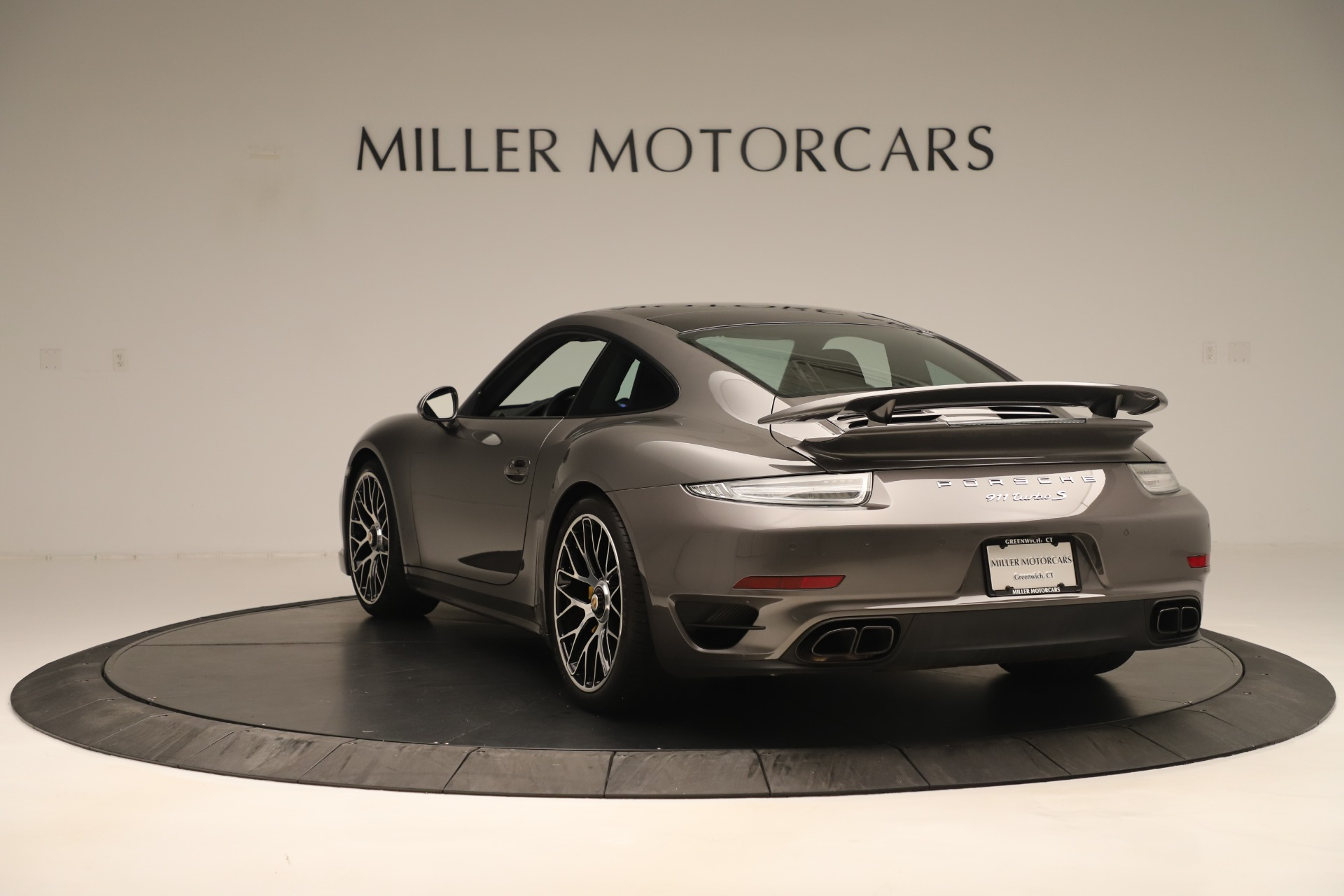 Used 2015 Porsche 911 Turbo S | Greenwich, CT