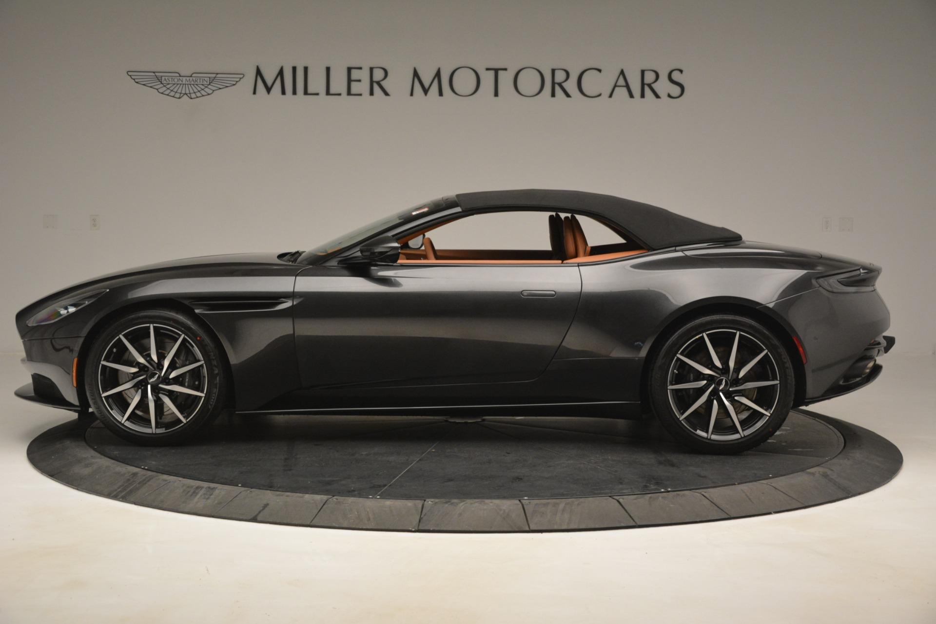 Used 2019 Aston Martin DB11 V8 Volante | Greenwich, CT