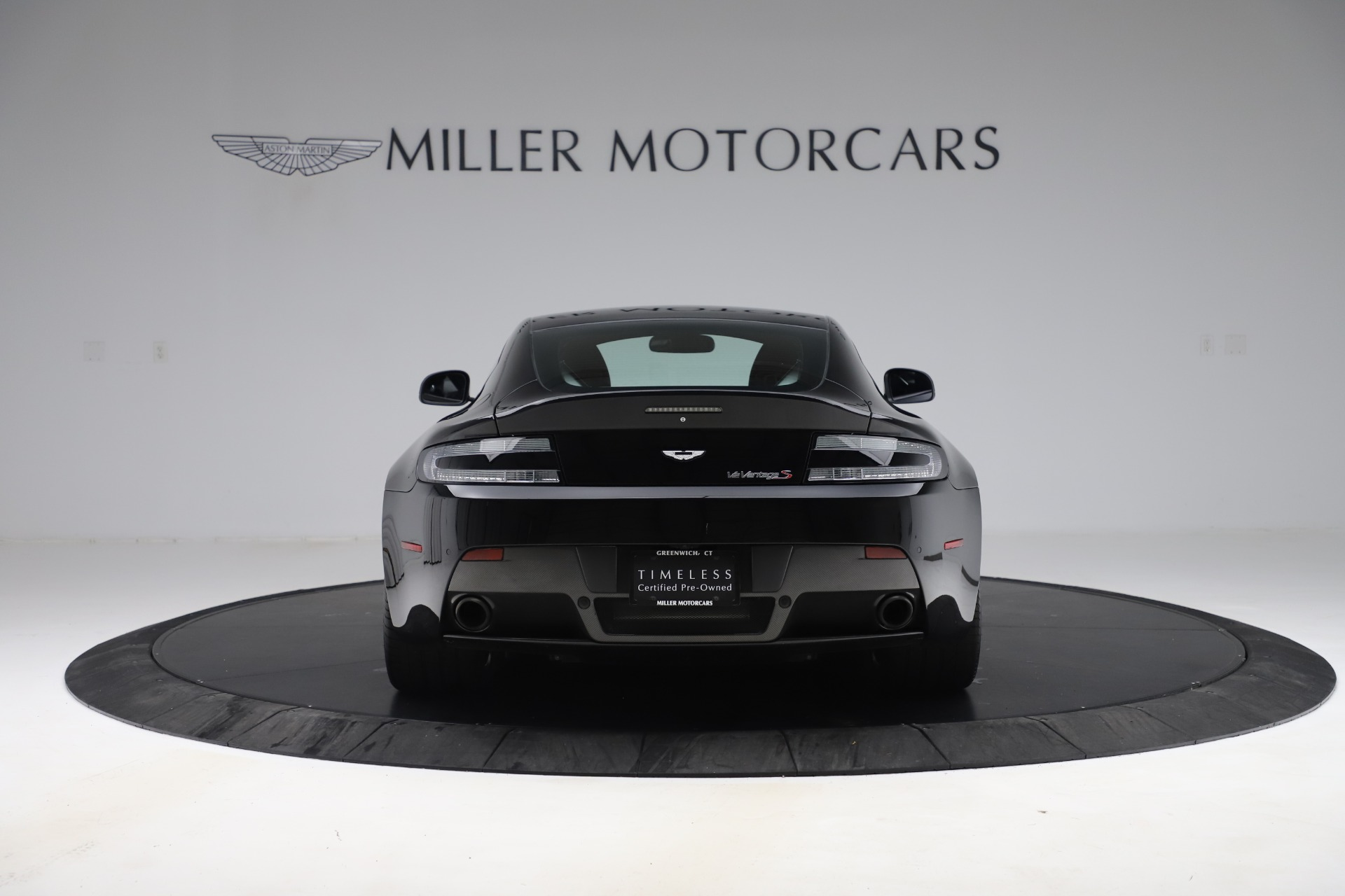 Used 2015 Aston Martin V12 Vantage S Coupe   Greenwich, CT