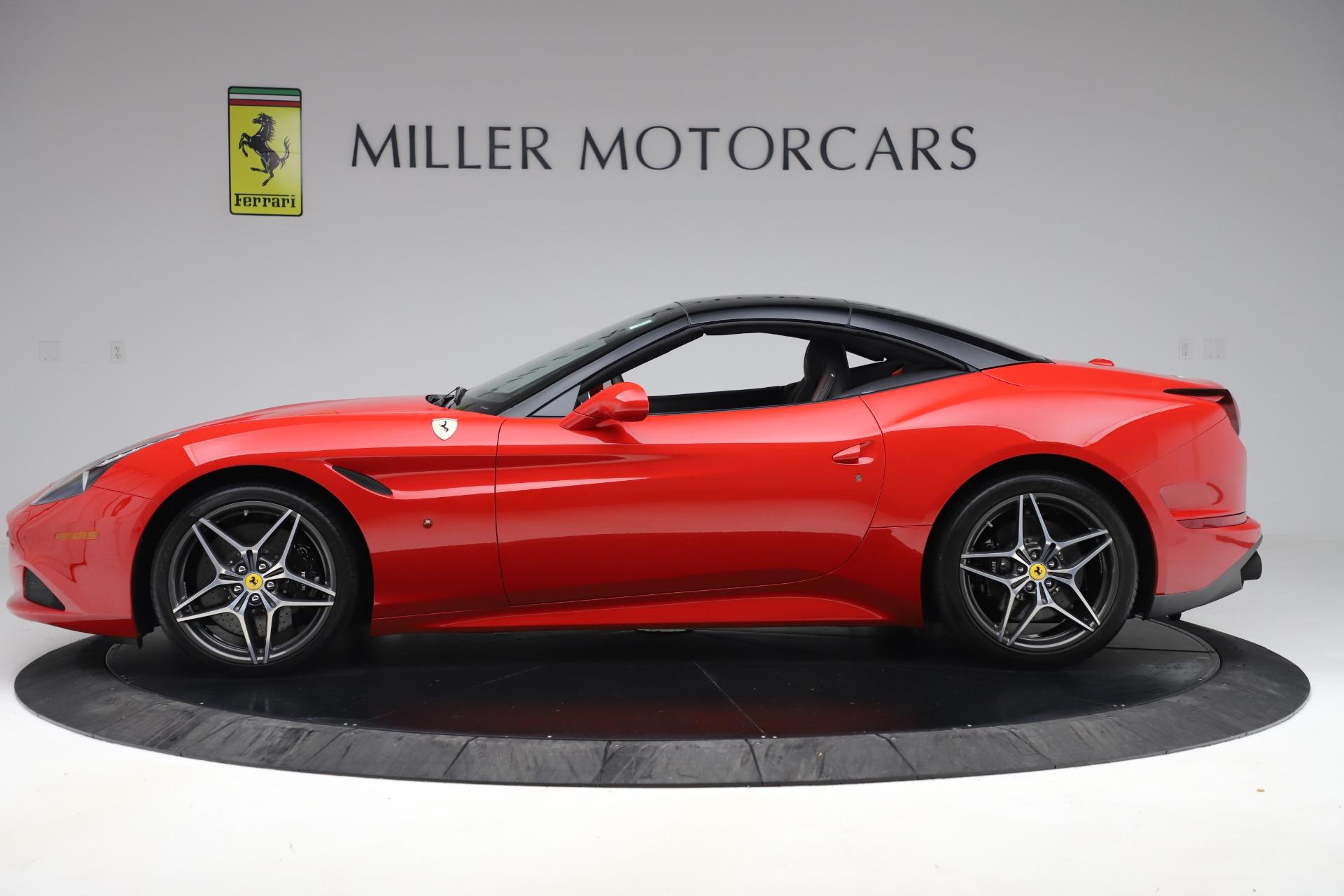 Used 2017 Ferrari California T    Greenwich, CT