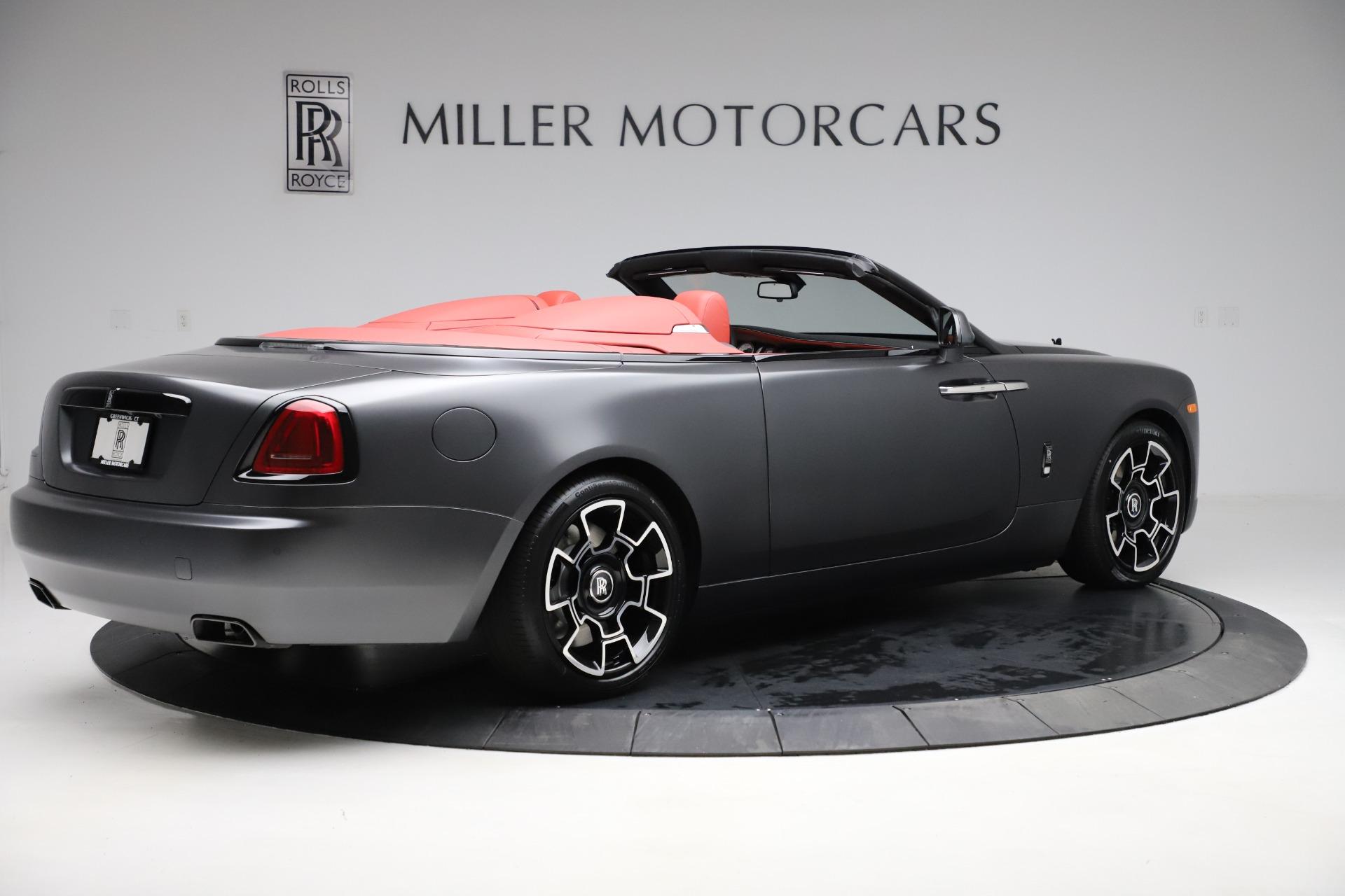 New 2020 Rolls-Royce Dawn Black Badge | Greenwich, CT