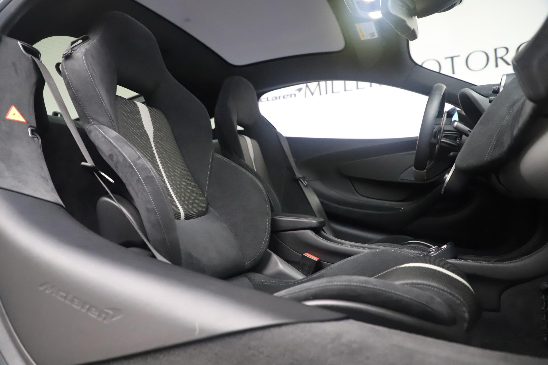 Used 2017 McLaren 570GT    Greenwich, CT