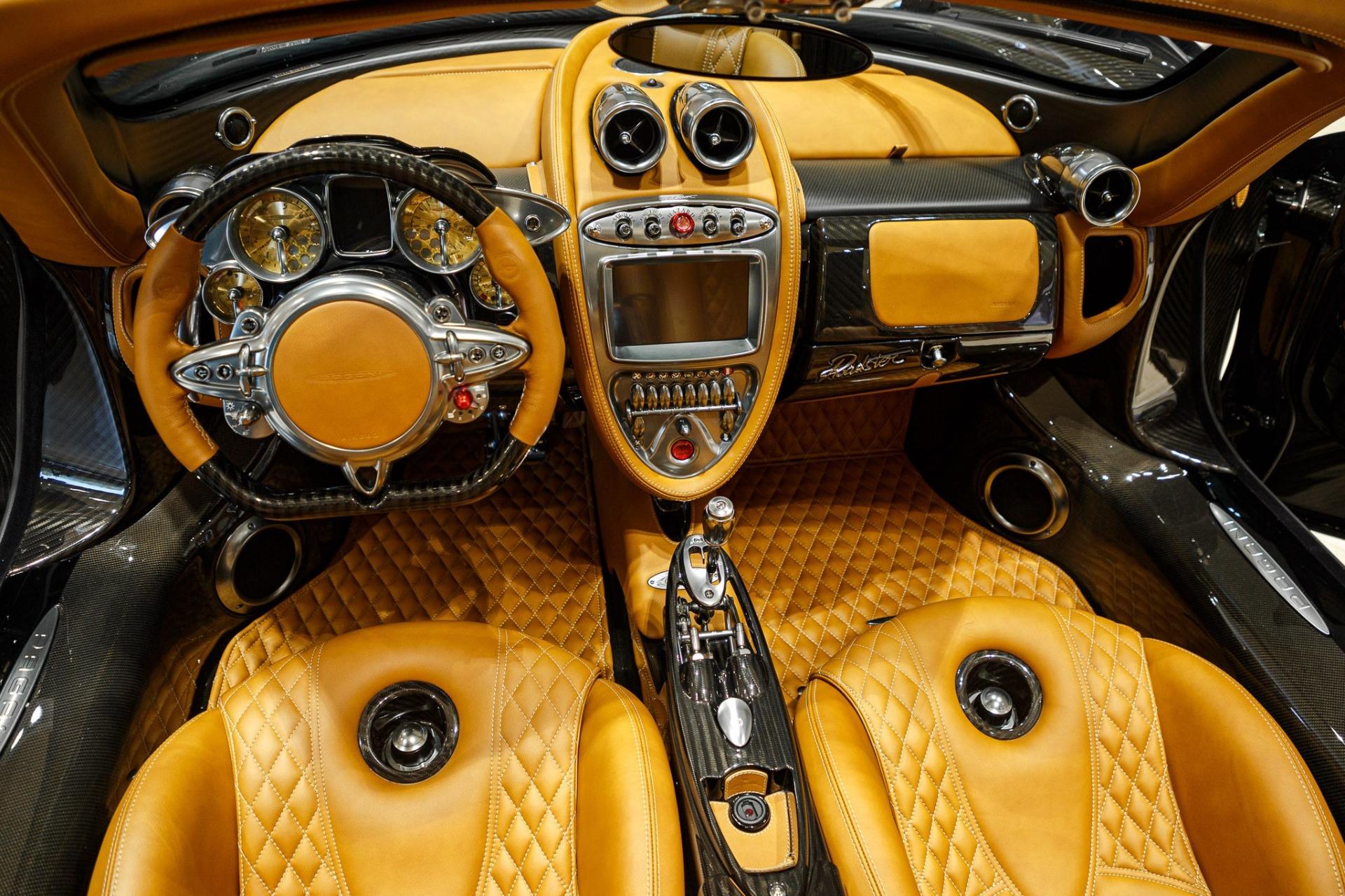 Used 2017 Pagani Huayra Roadster Roadster | Greenwich, CT