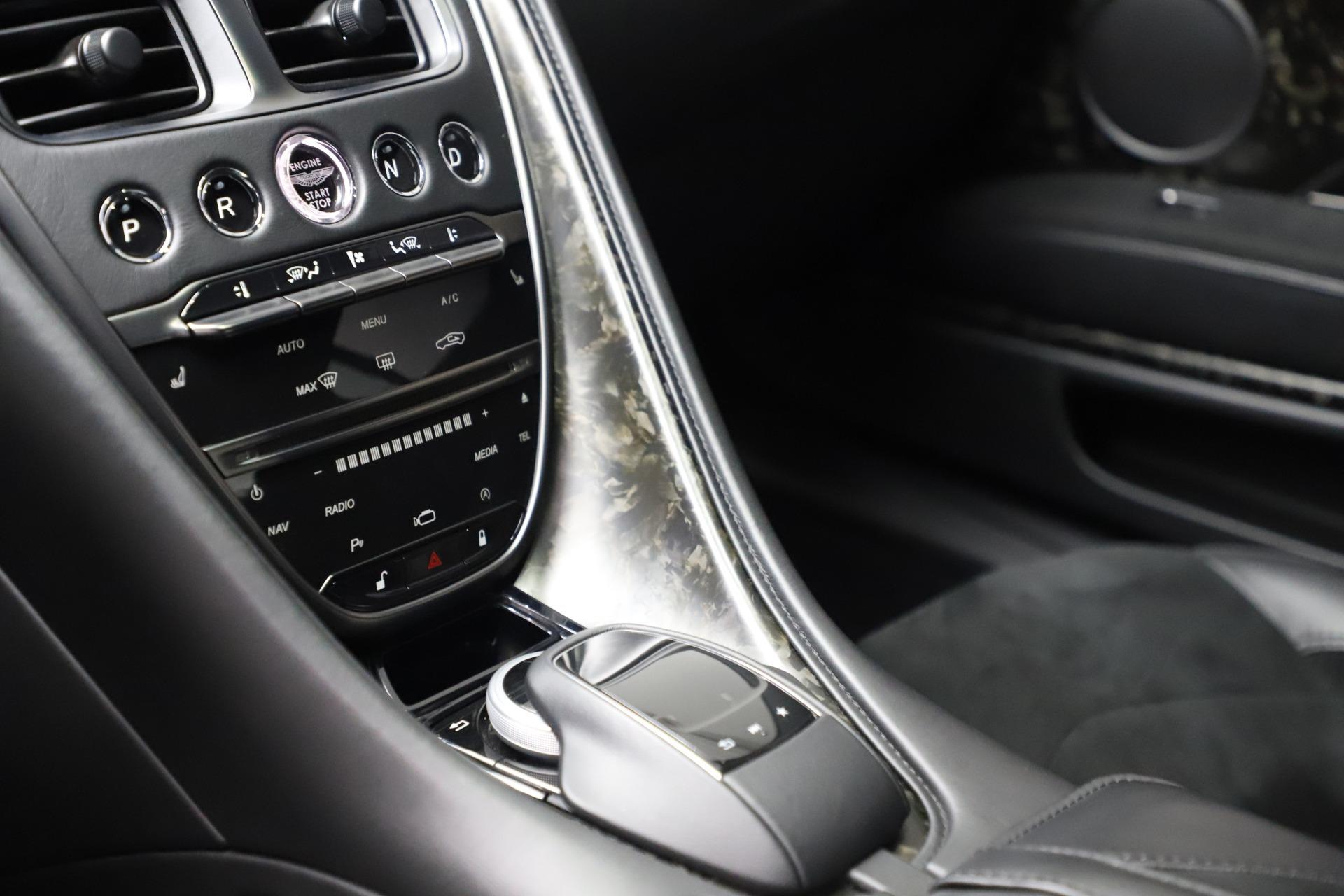 Used 2019 Aston Martin DBS Superleggera Coupe | Greenwich, CT