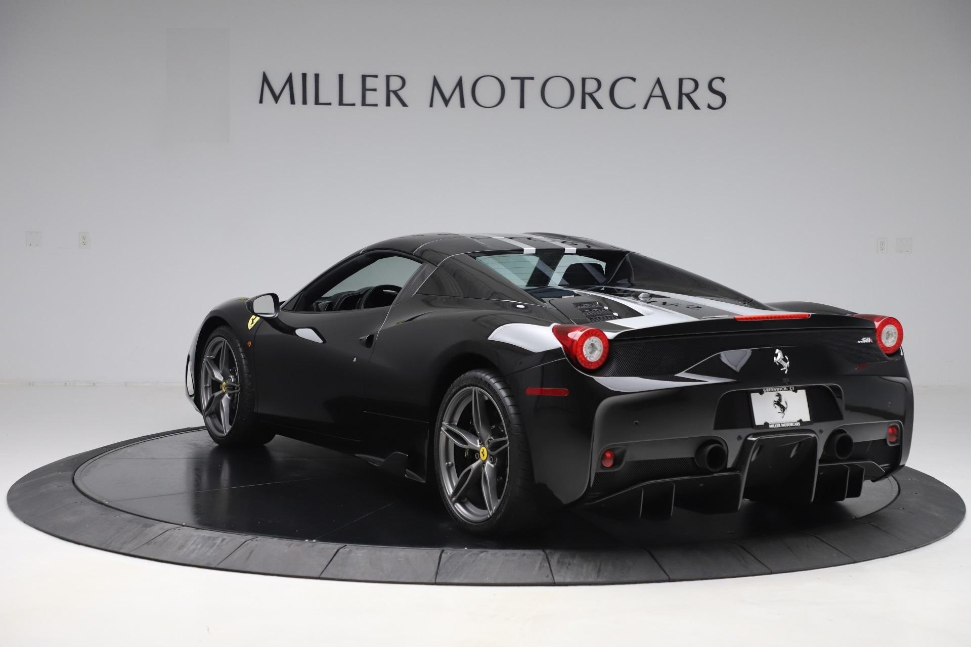 Used 2015 Ferrari 458 Speciale Aperta  | Greenwich, CT
