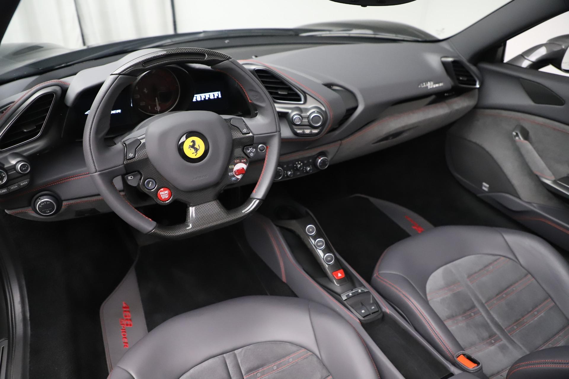 Used 2018 Ferrari 488 Spider  | Greenwich, CT