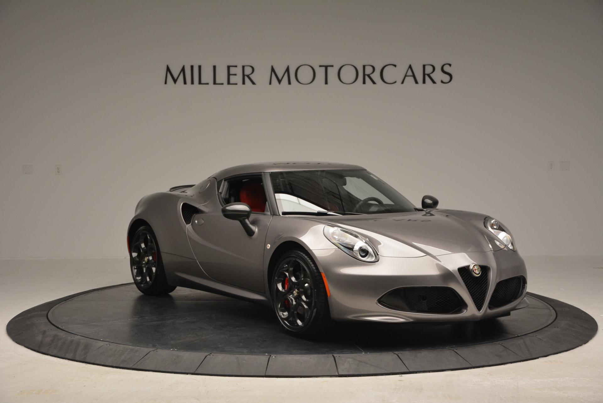 New 2016 Alfa Romeo 4C  | Greenwich, CT