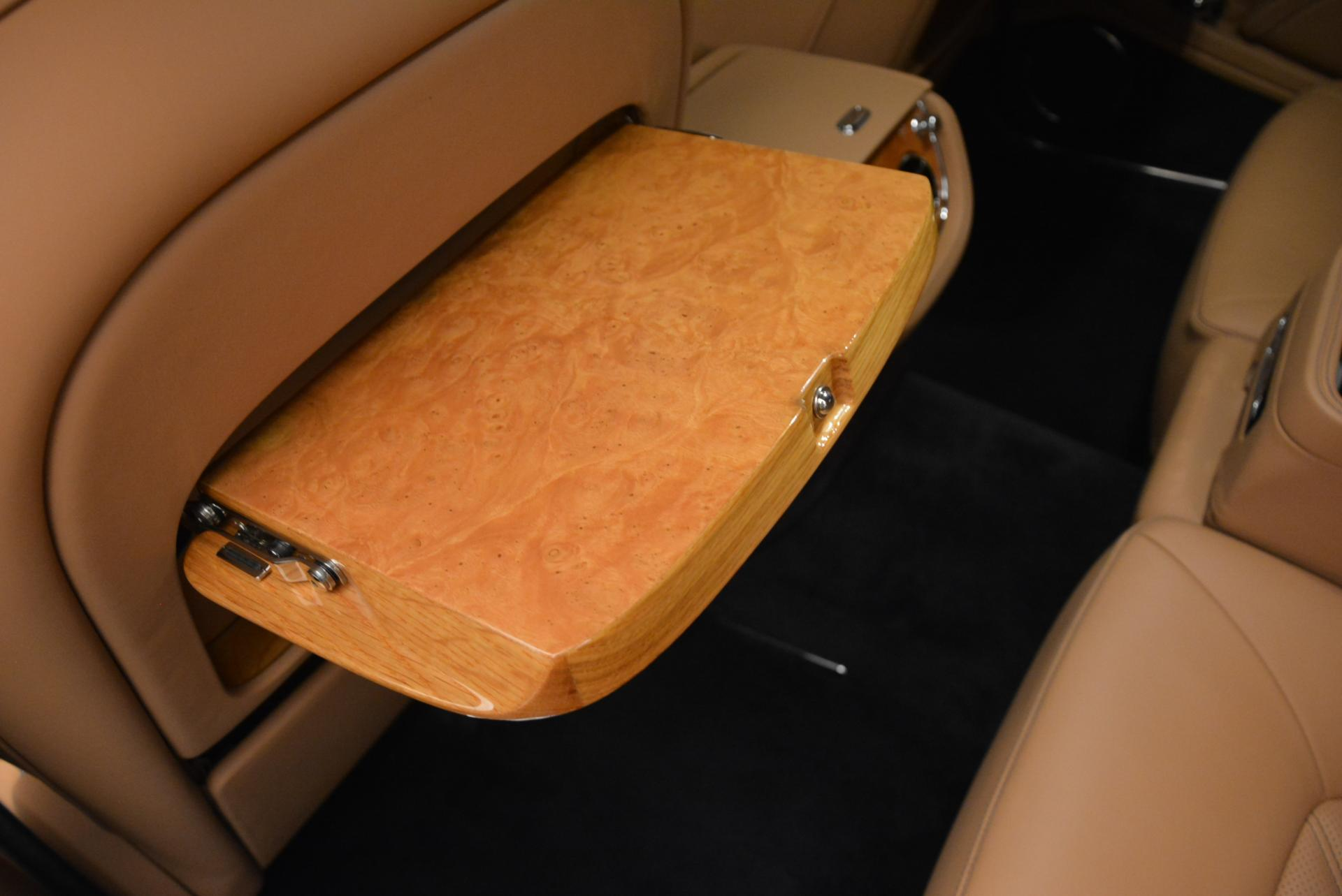 Used 2013 Bentley Mulsanne Le Mans Edition- Number 1 of 48   Greenwich, CT