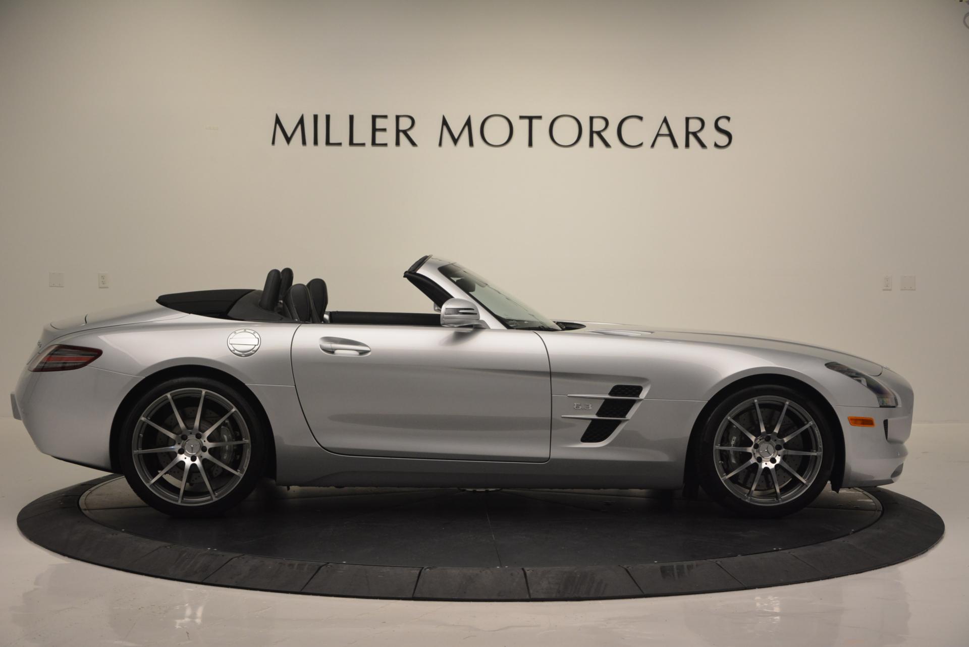Used 2012 Mercedes Benz SLS AMG  | Greenwich, CT