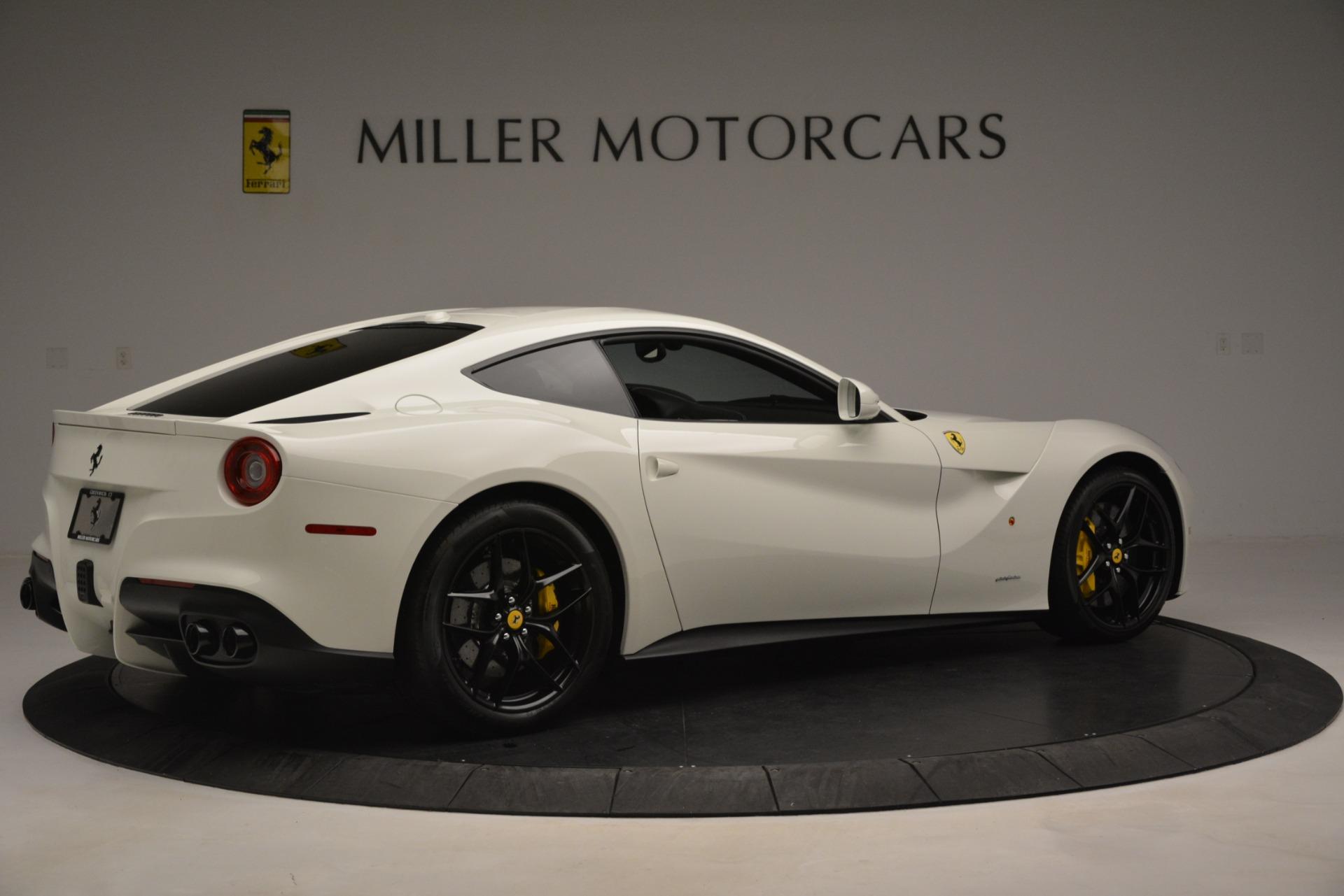 Used 2015 Ferrari F12 Berlinetta  | Greenwich, CT