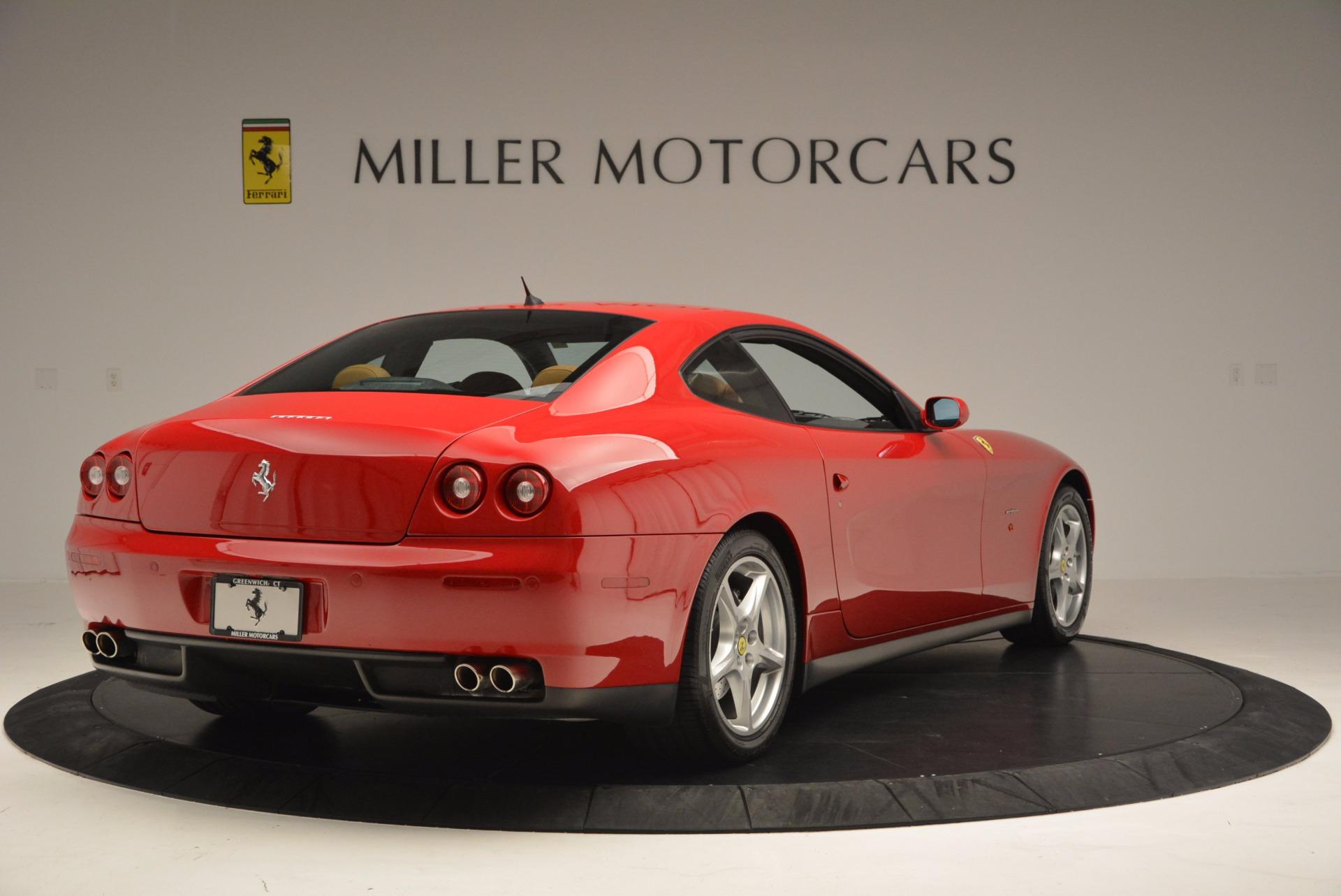 Used 2005 Ferrari 612 Scaglietti  | Greenwich, CT