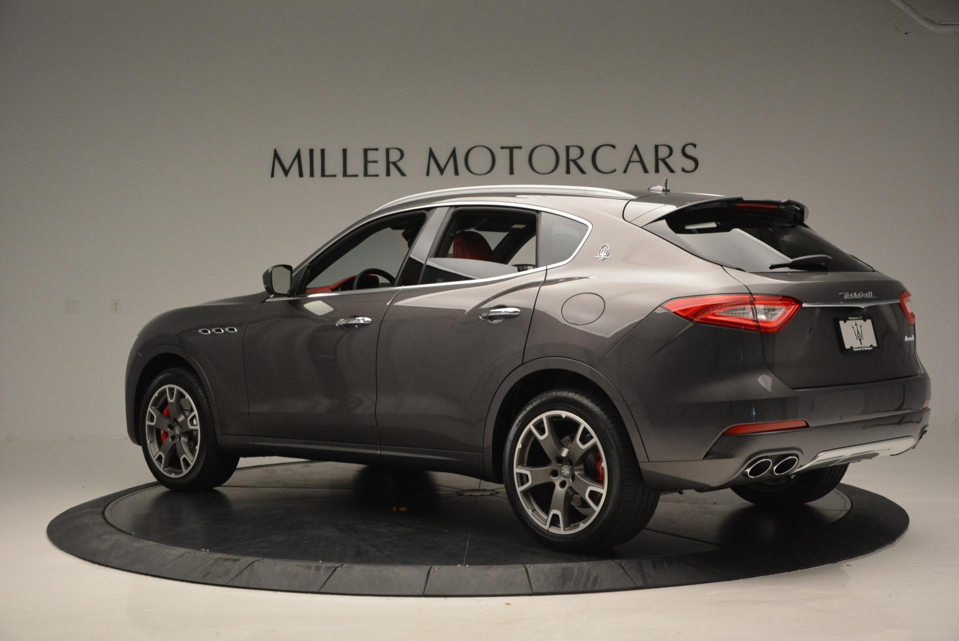 Used 2017 Maserati Levante Ex Service Loaner | Greenwich, CT
