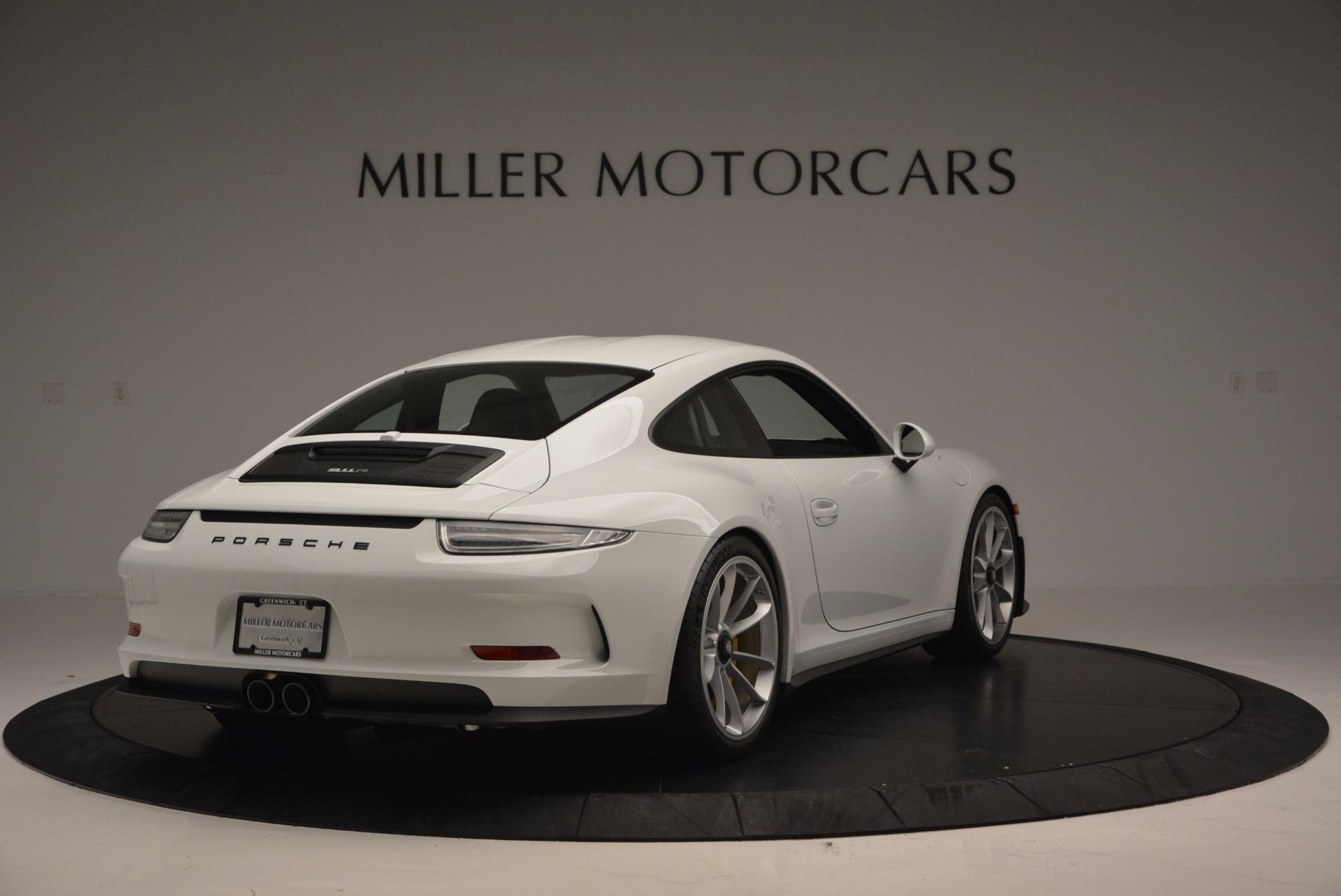 Used 2016 Porsche 911 R    Greenwich, CT