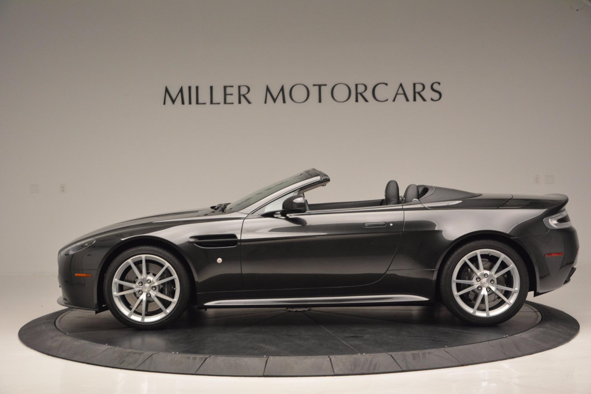 Used 2016 Aston Martin V8 Vantage S Roadster   Greenwich, CT