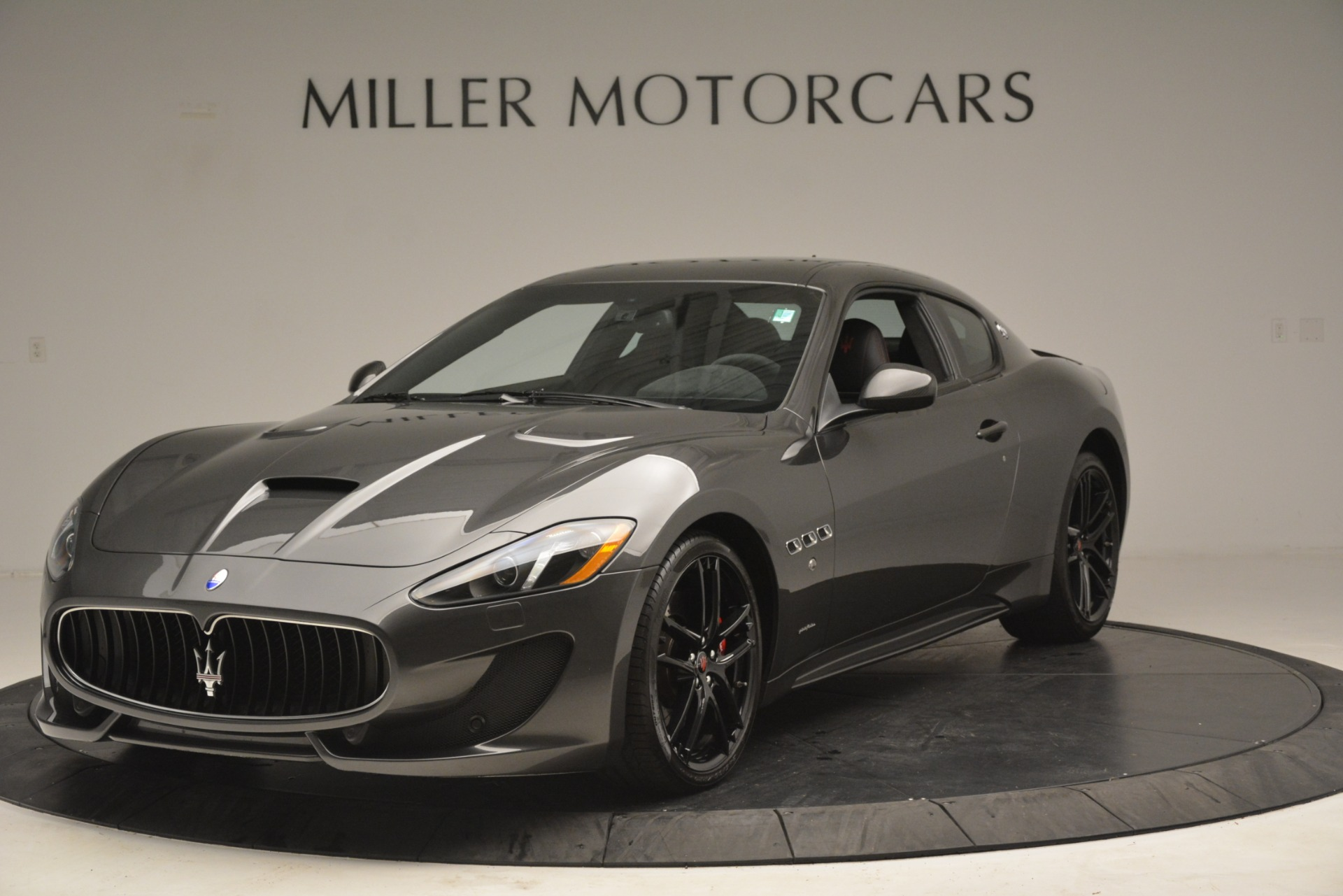 used 2017 maserati granturismo gt sport special edition greenwich ct. Black Bedroom Furniture Sets. Home Design Ideas