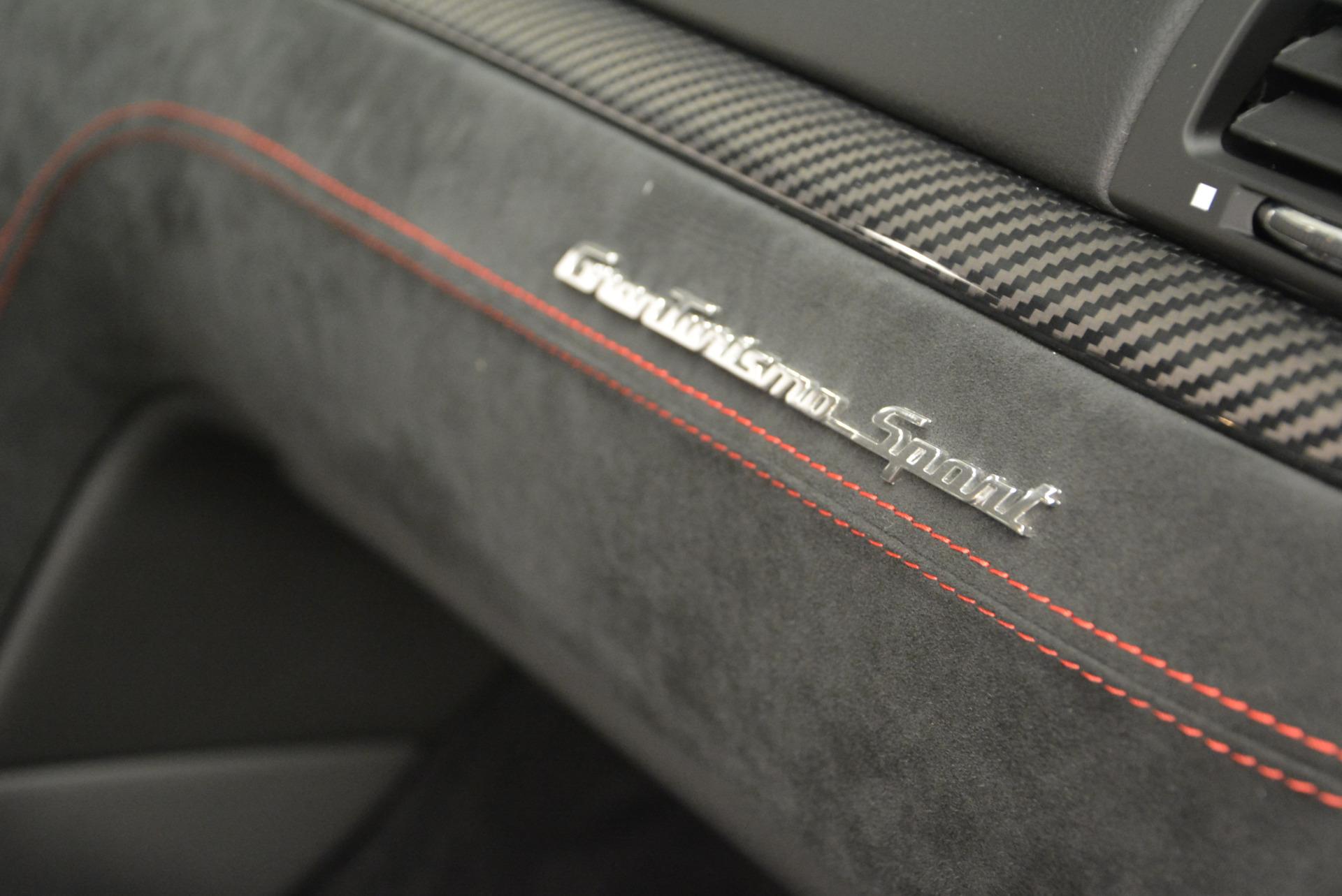 Used 2017 Maserati GranTurismo GT Sport Special Edition | Greenwich, CT