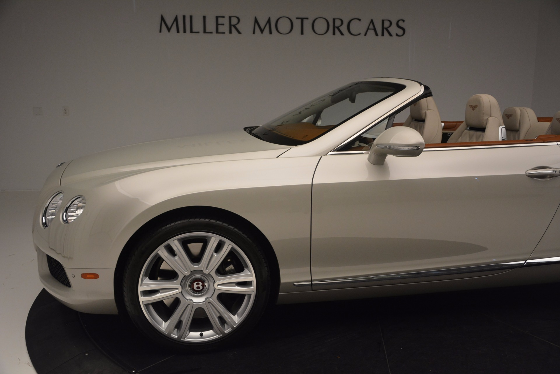 Used 2013 Bentley Continental GTC V8  | Greenwich, CT