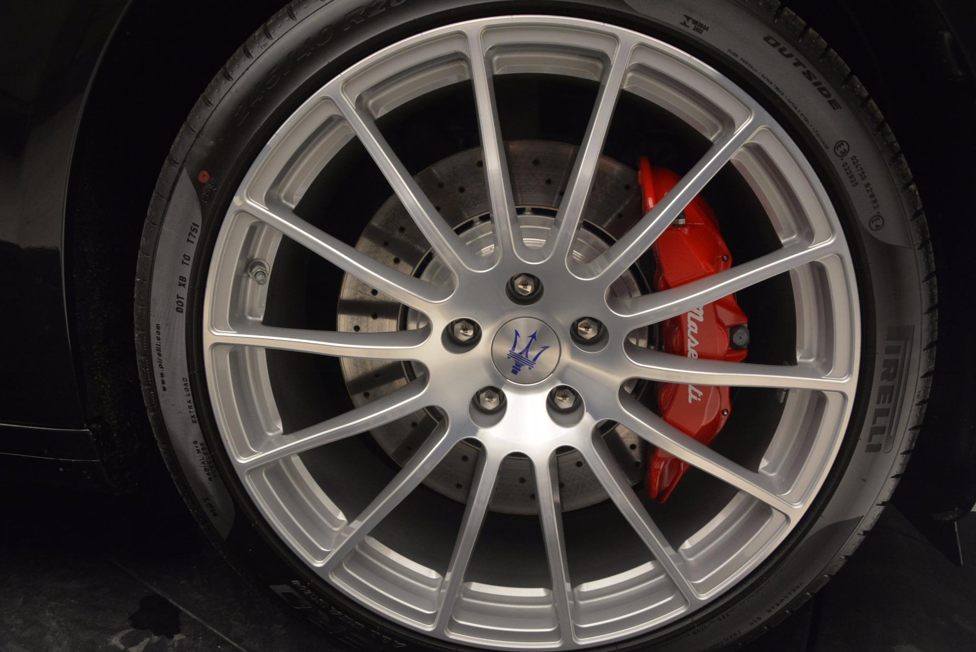 New 2017 Maserati Quattroporte S Q4 GranSport   Greenwich, CT