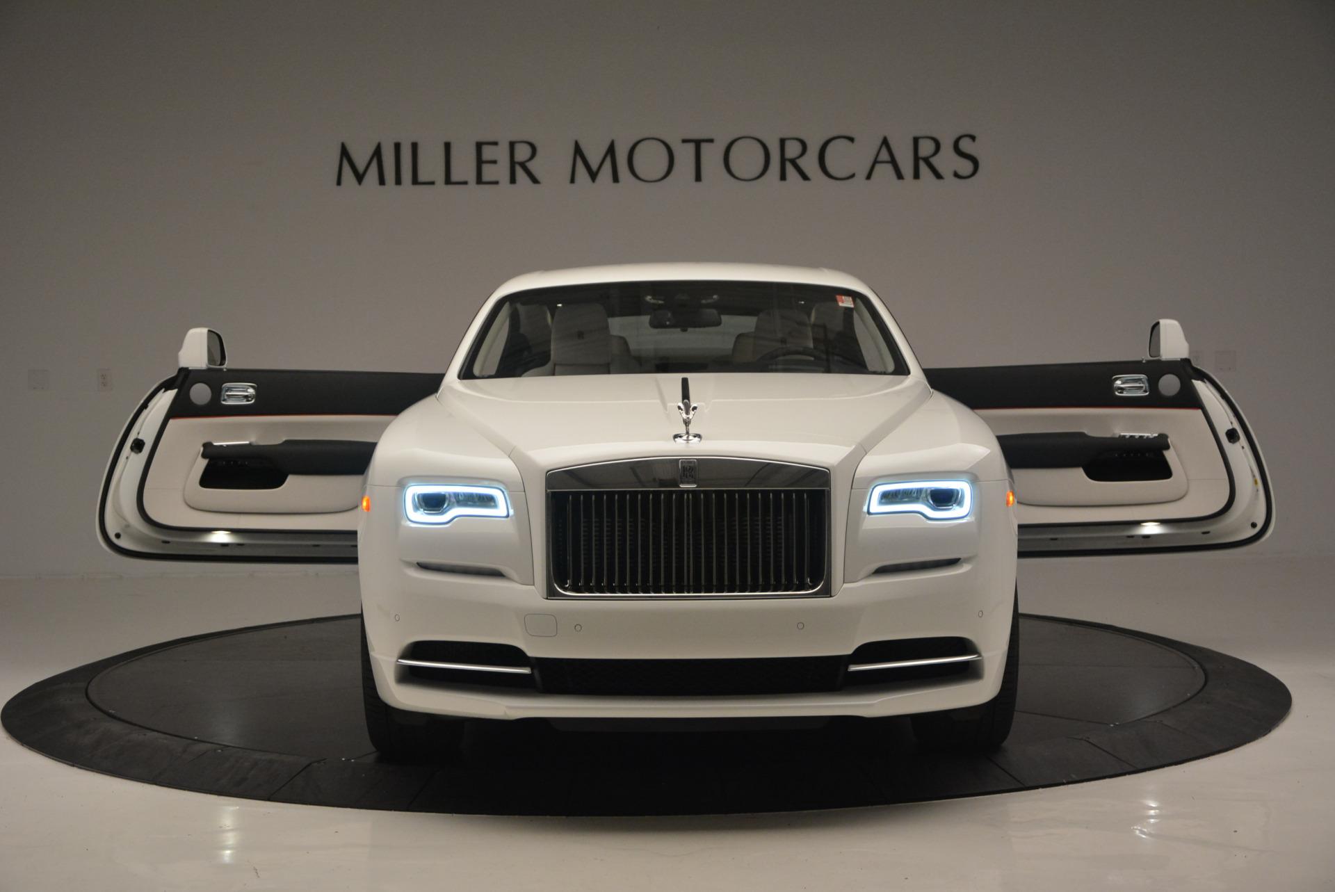 New 2017 Rolls-Royce Wraith  | Greenwich, CT