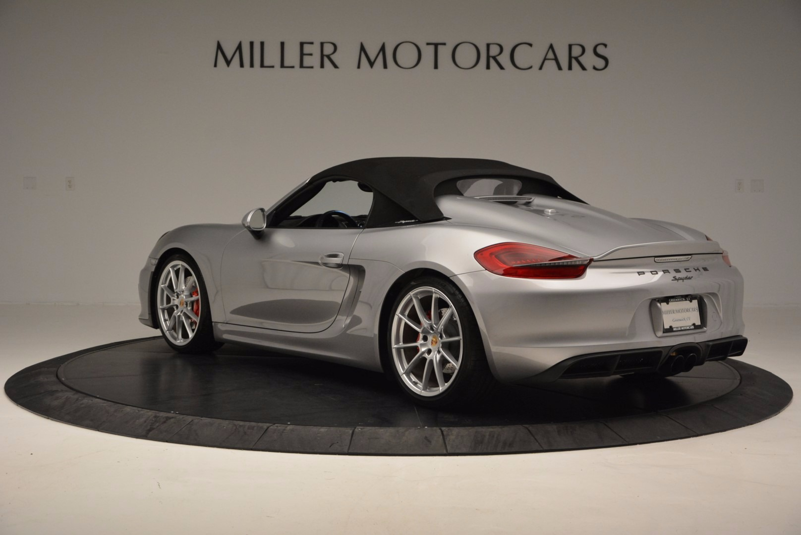 Used 2016 Porsche Boxster Spyder | Greenwich, CT