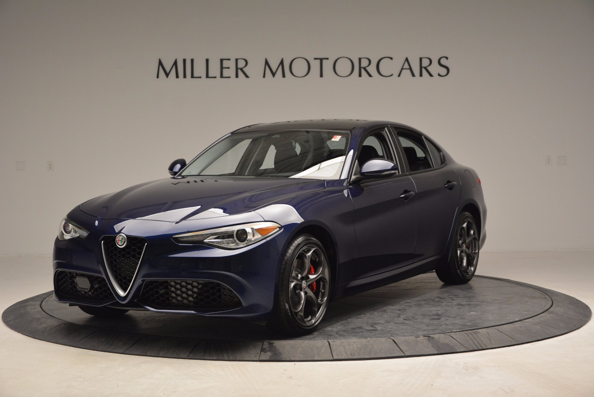 New 2017 Alfa Romeo Giulia Ti | Greenwich, CT