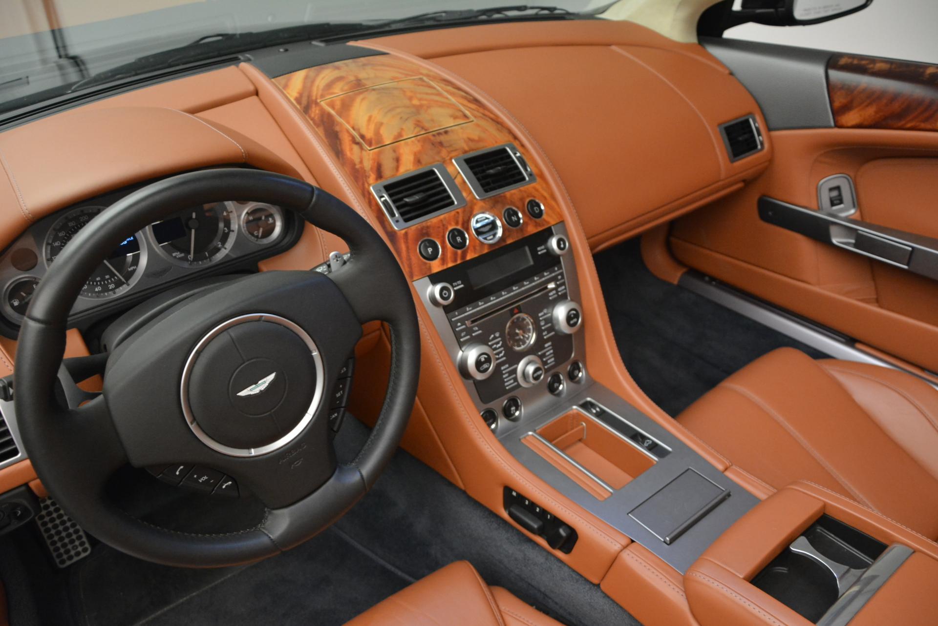 2009 aston martin db9 volante stock # 7011 for sale near greenwich